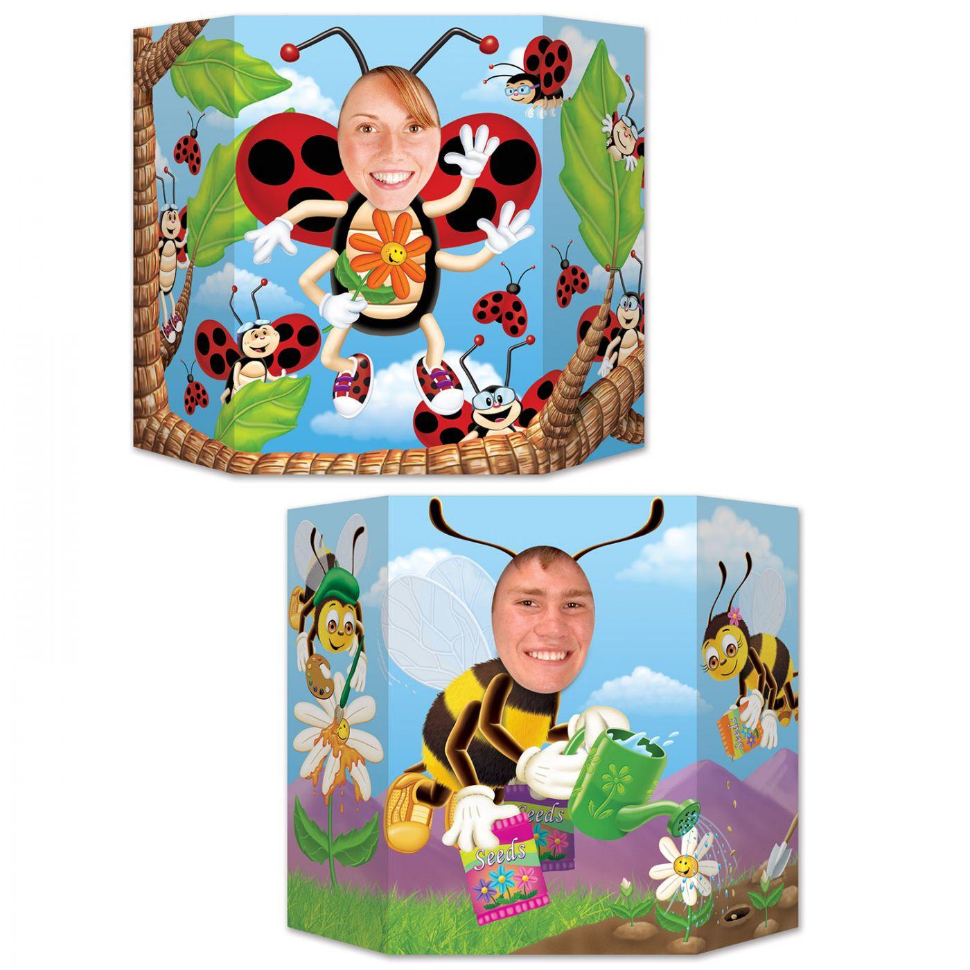 Ladybug/Bumblebee Photo Prop (6) image