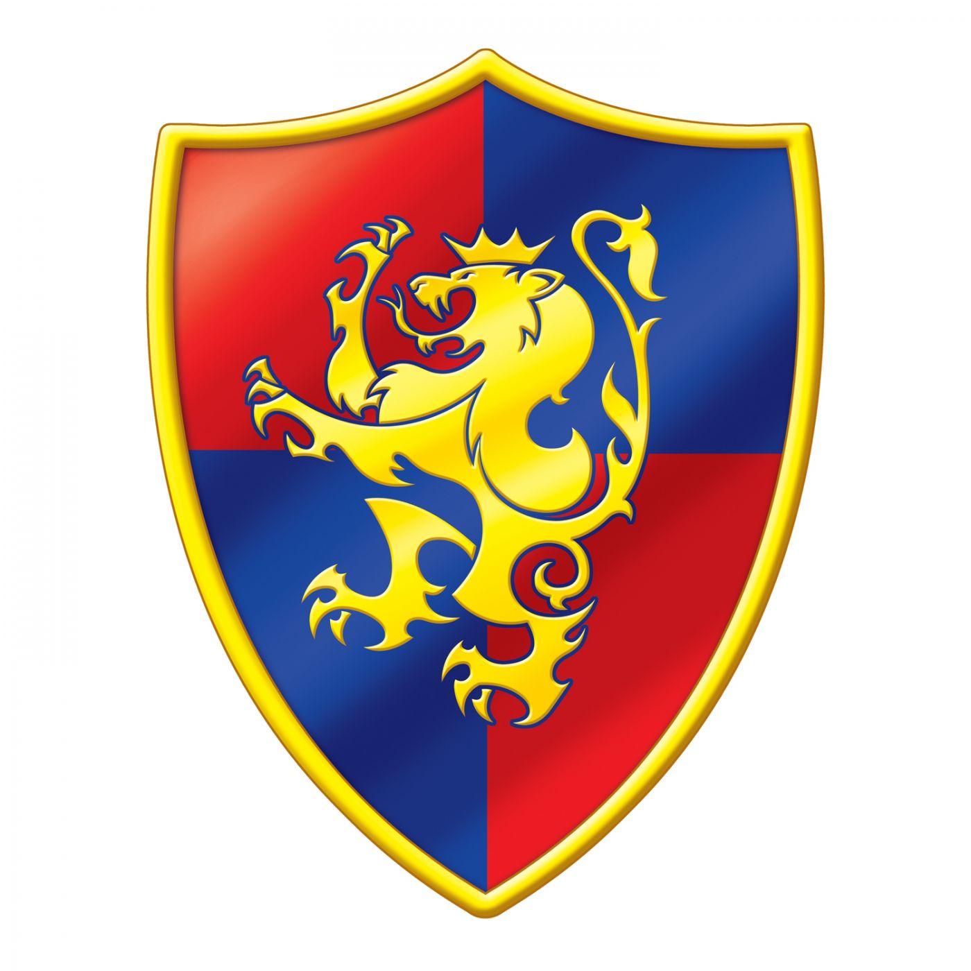 Medieval Crest Cutout (24) image