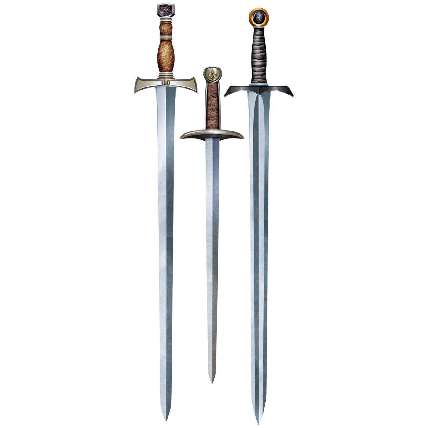 Medieval Sword Cutouts image