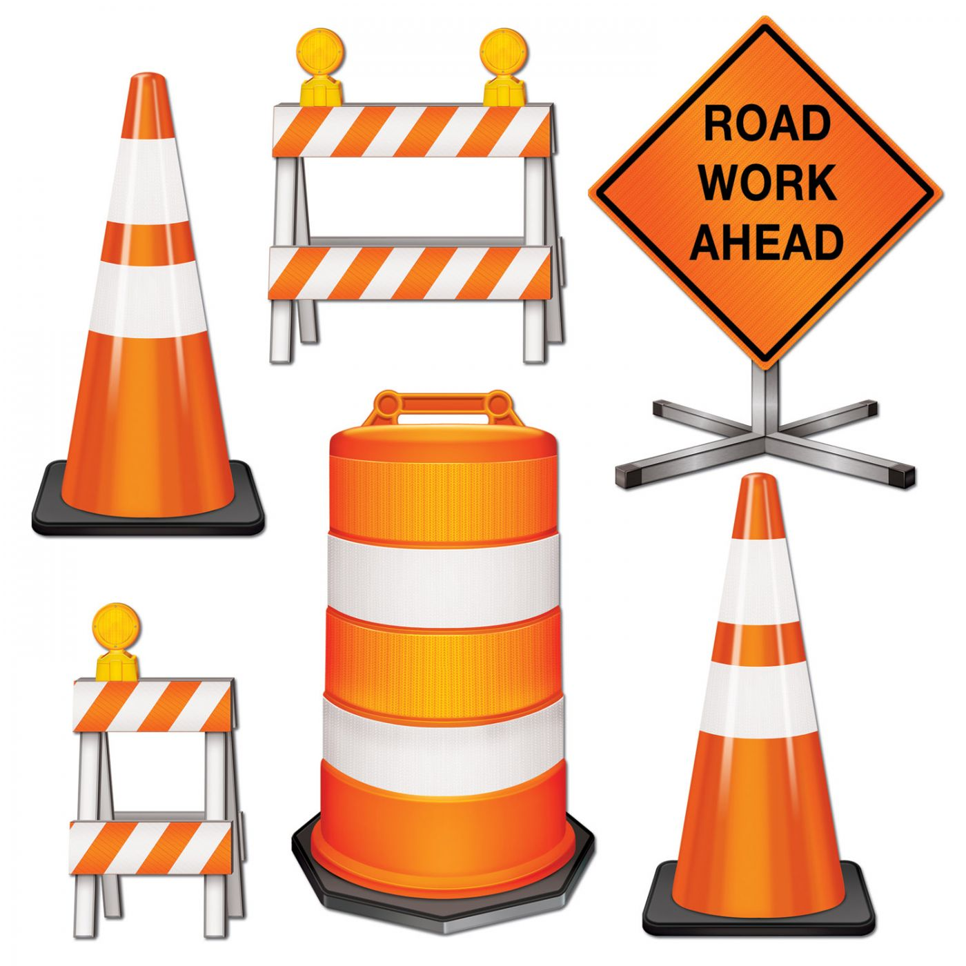 Road Crew Cutouts image
