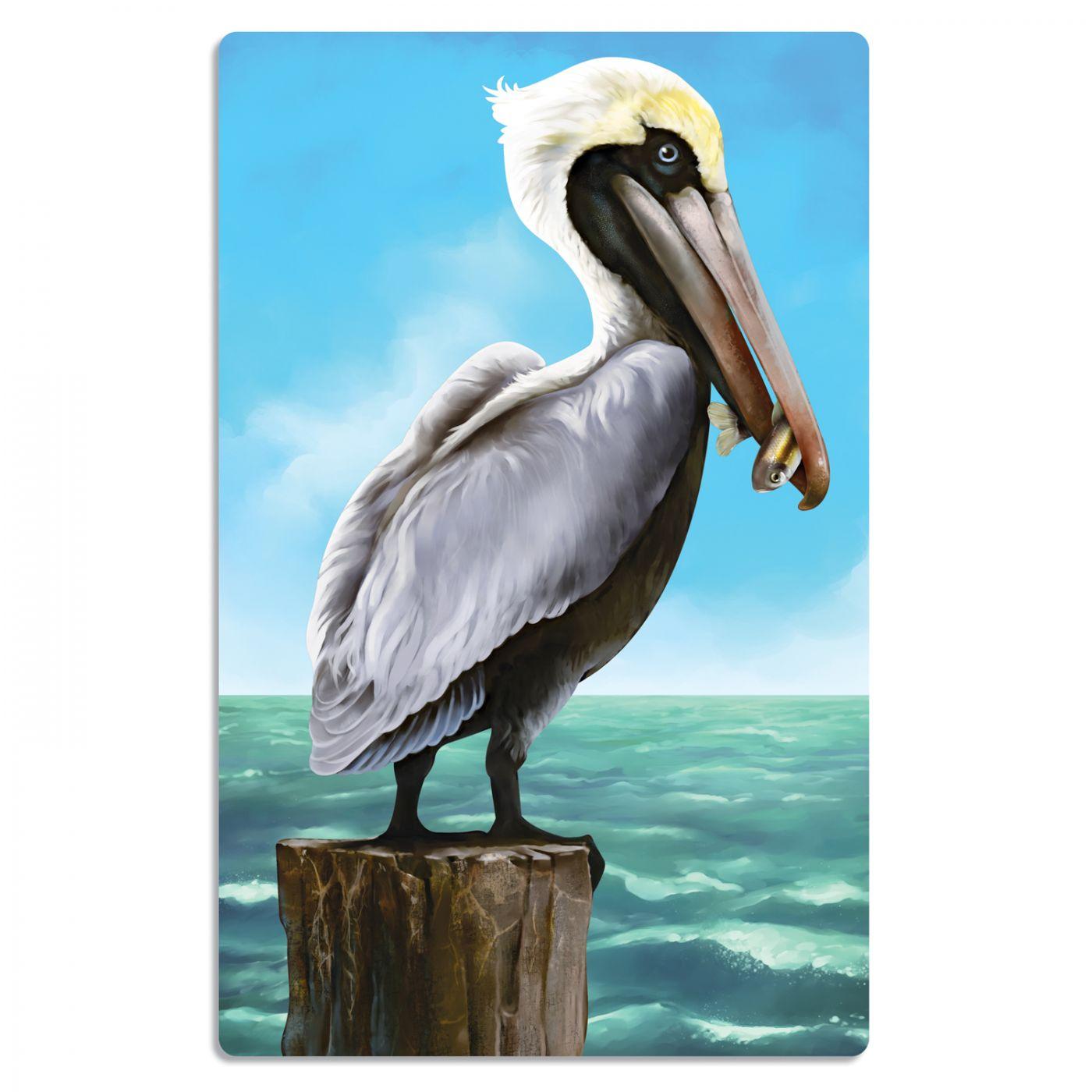 Pelican Cutout (24) image
