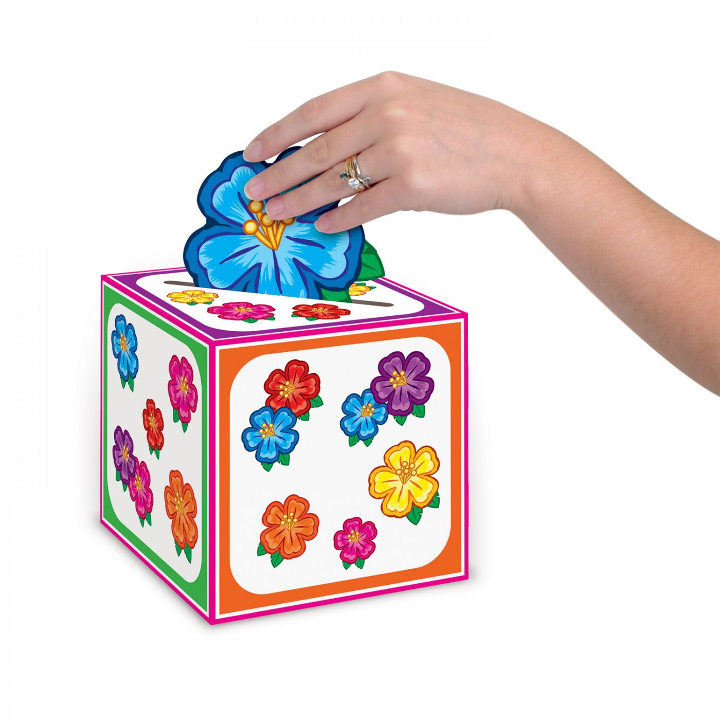 Hula Baby Card Box (6) image