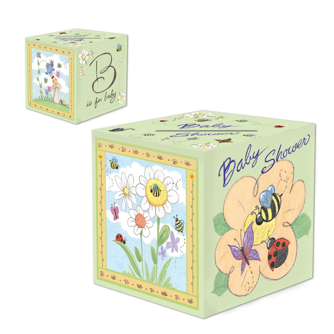 B Is For Baby Card Box (6) image