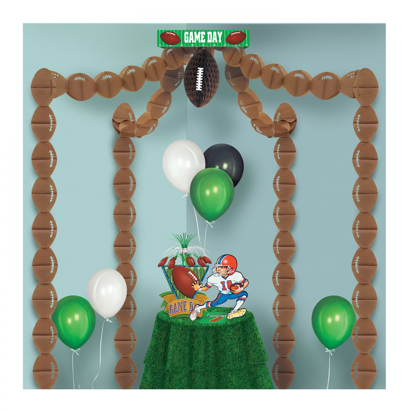 Football Party Canopy (6) image