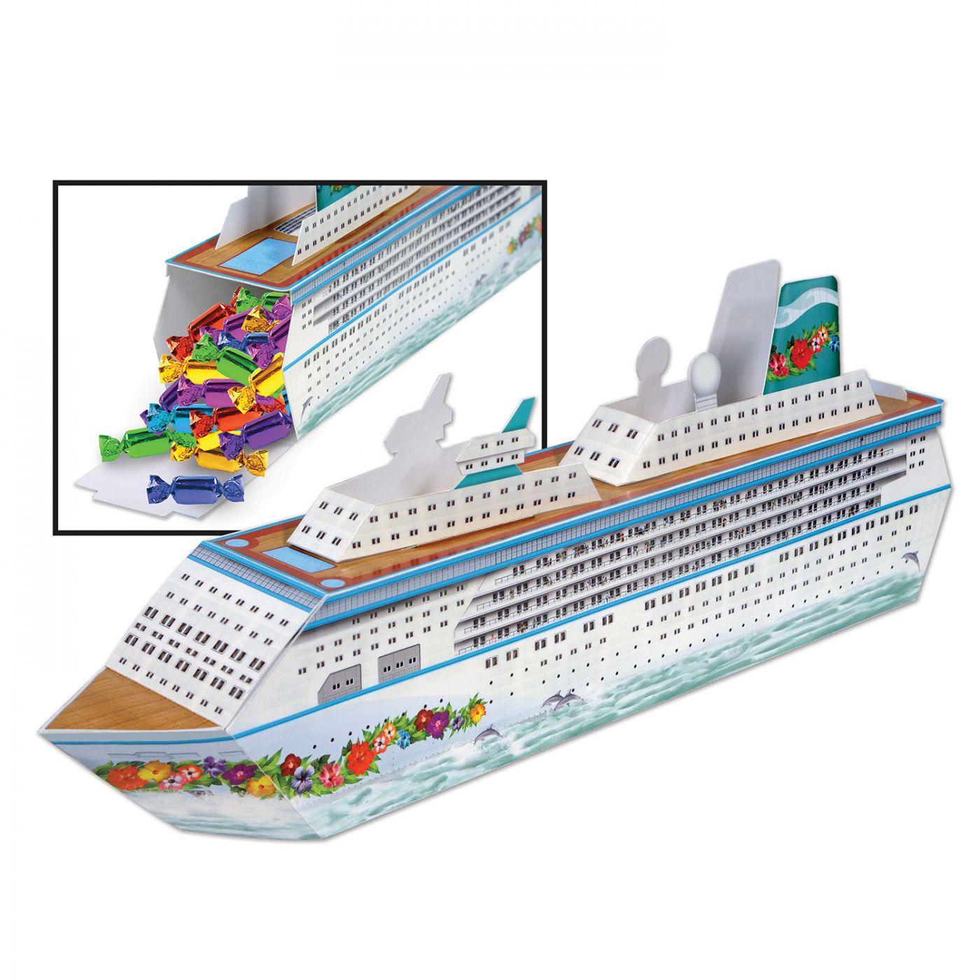 Cruise Ship Centerpiece image
