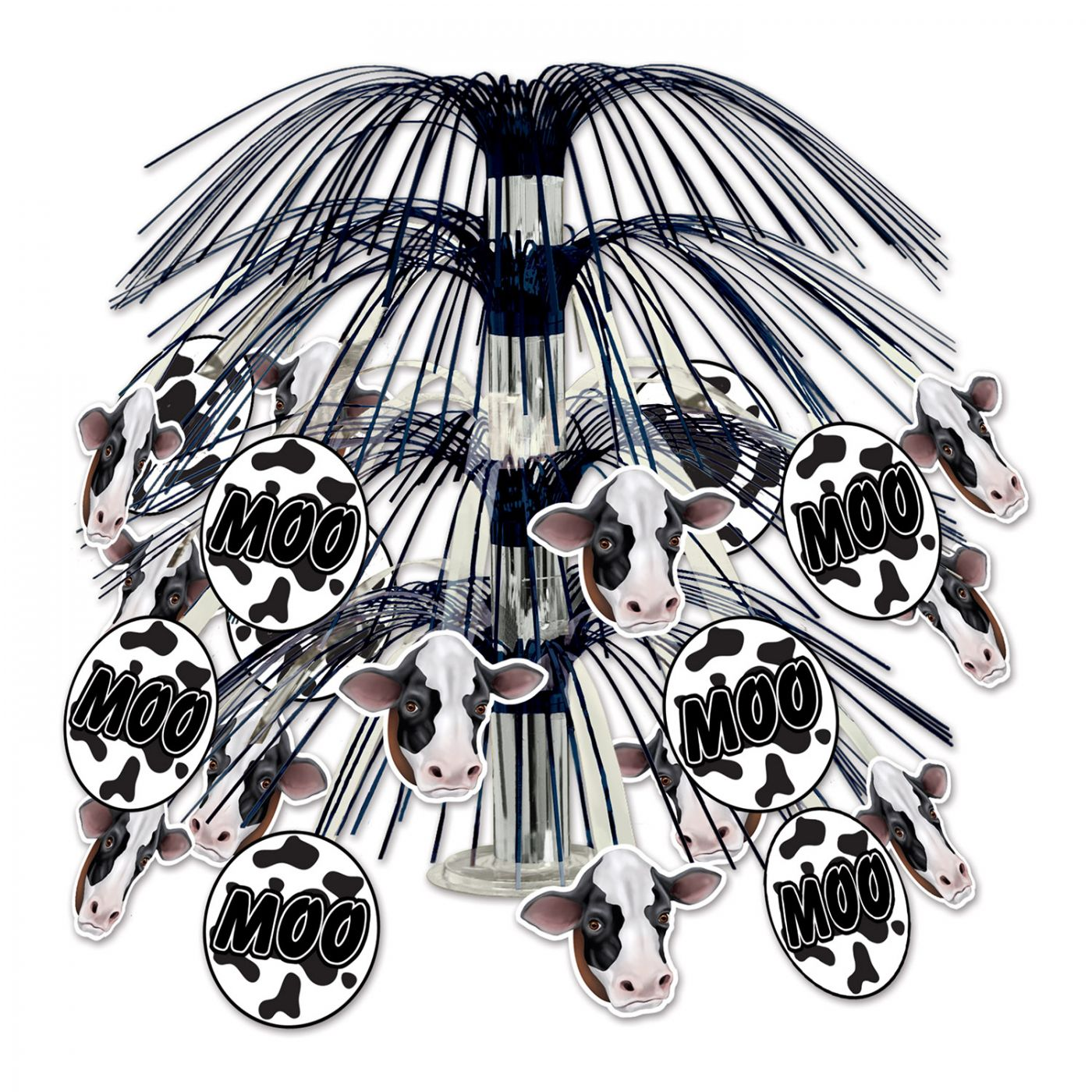 Cow Cascade Centerpiece (6) image