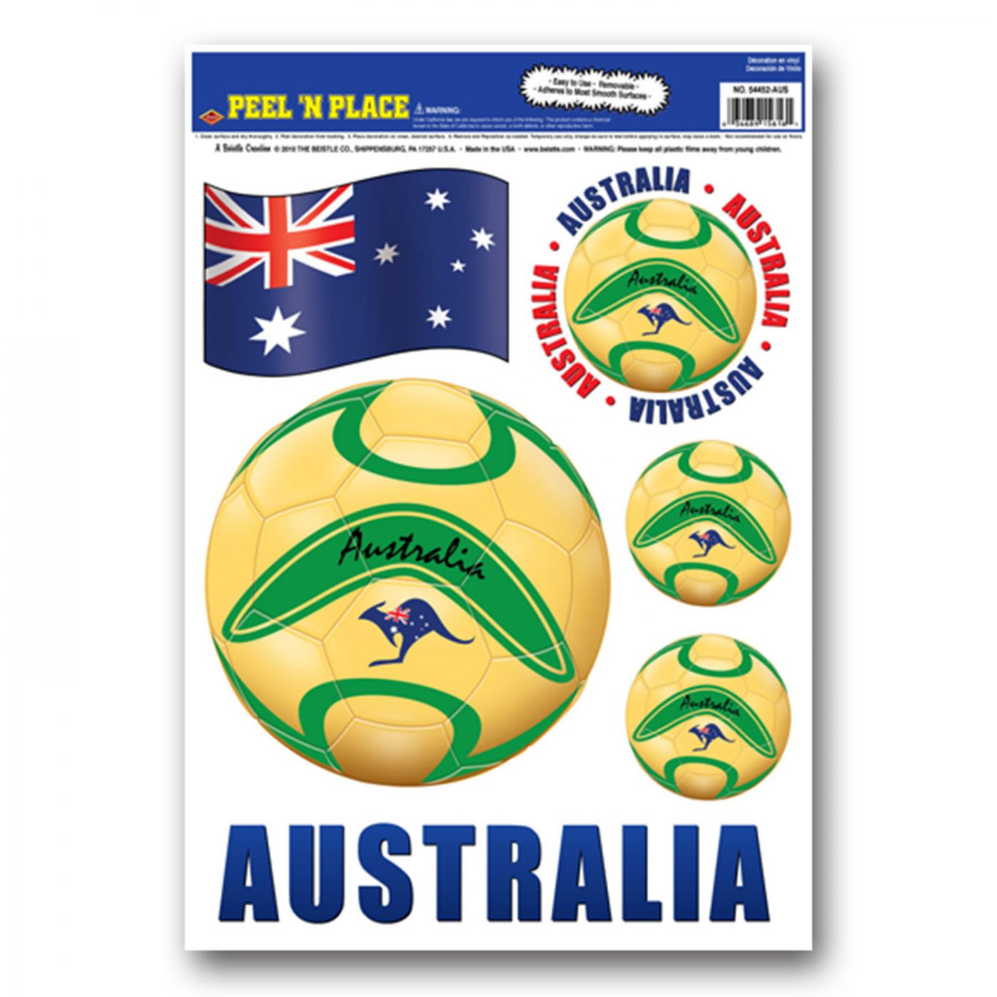 Peel 'N Place - Australia image