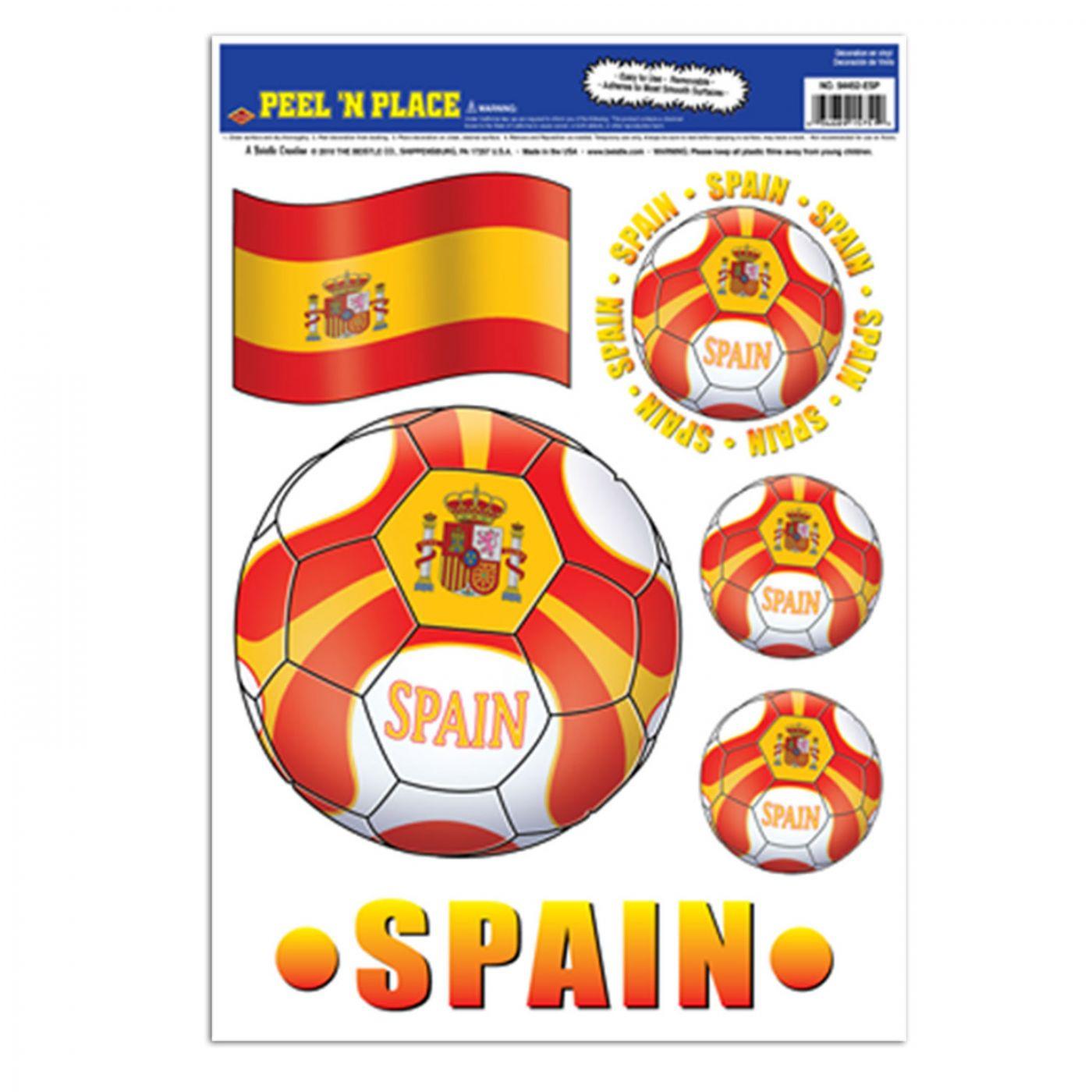 Peel 'N Place - Spain image