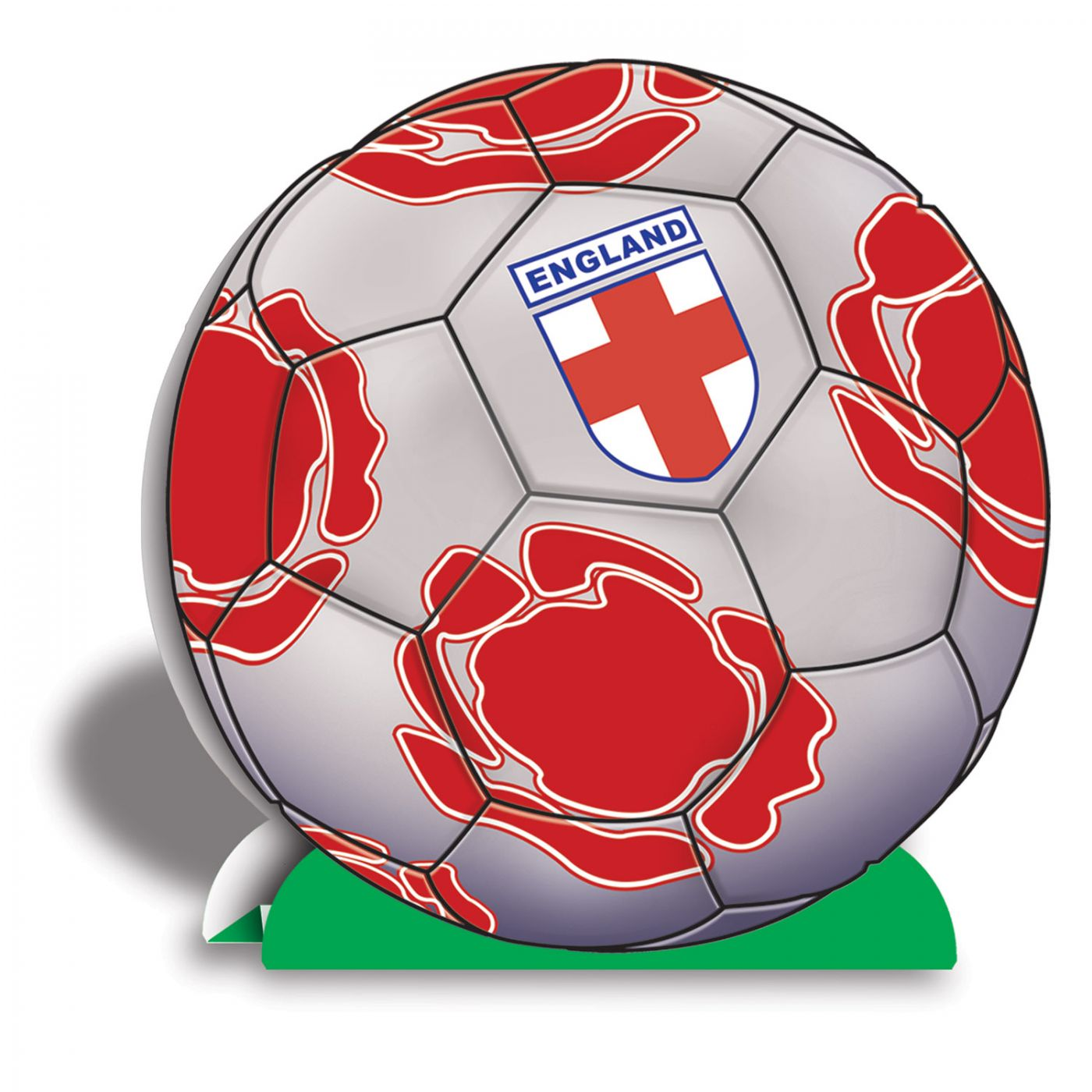 Image of 3-D Centerpiece - England