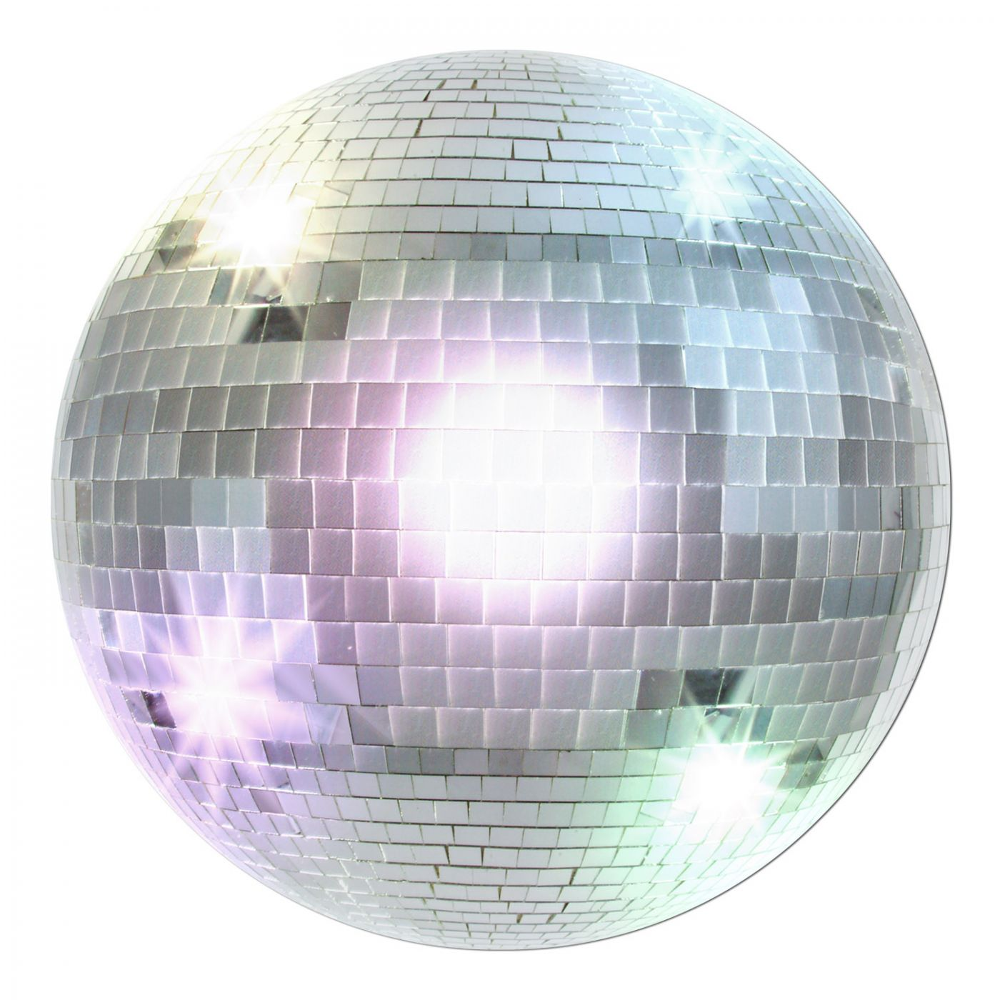 Disco Ball Cutout (24) image