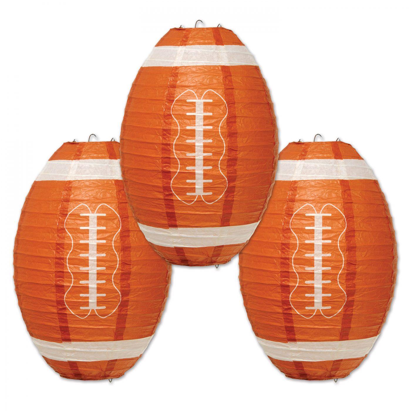 Football Paper Lanterns (6) image
