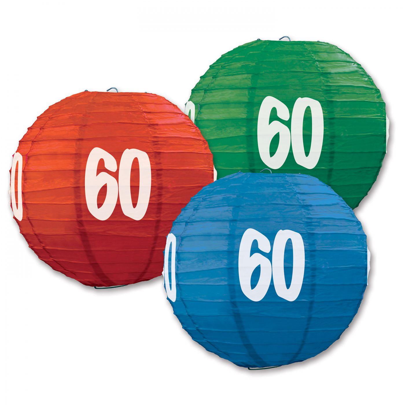 Image of  60  Paper Lanterns (6)
