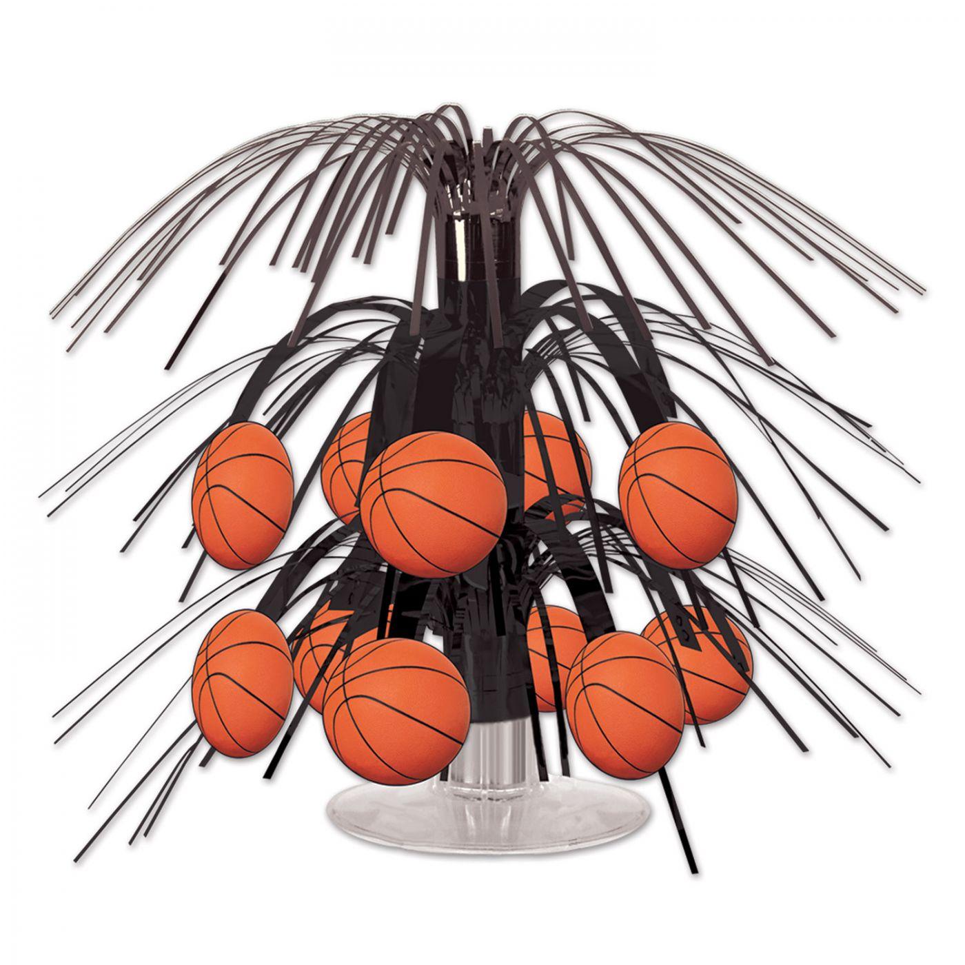 Basketball Mini Cascade Centerpiece image