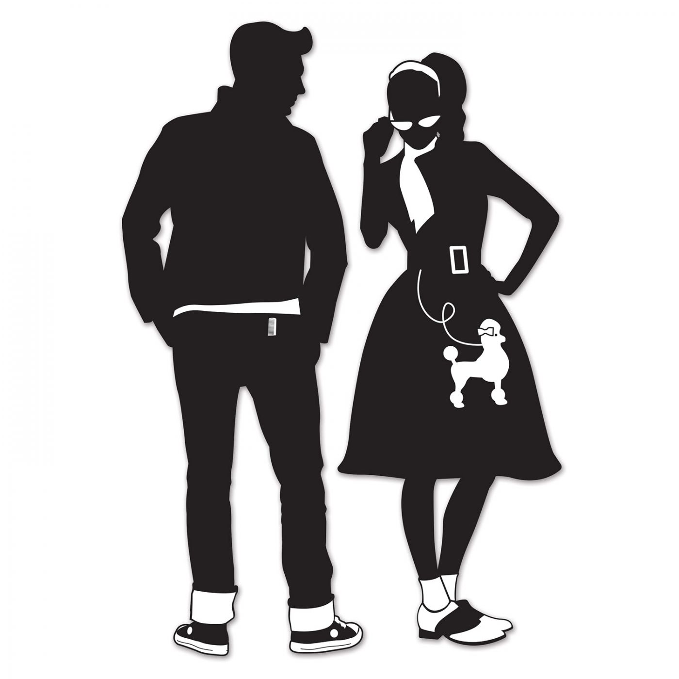 50's Silhouettes image