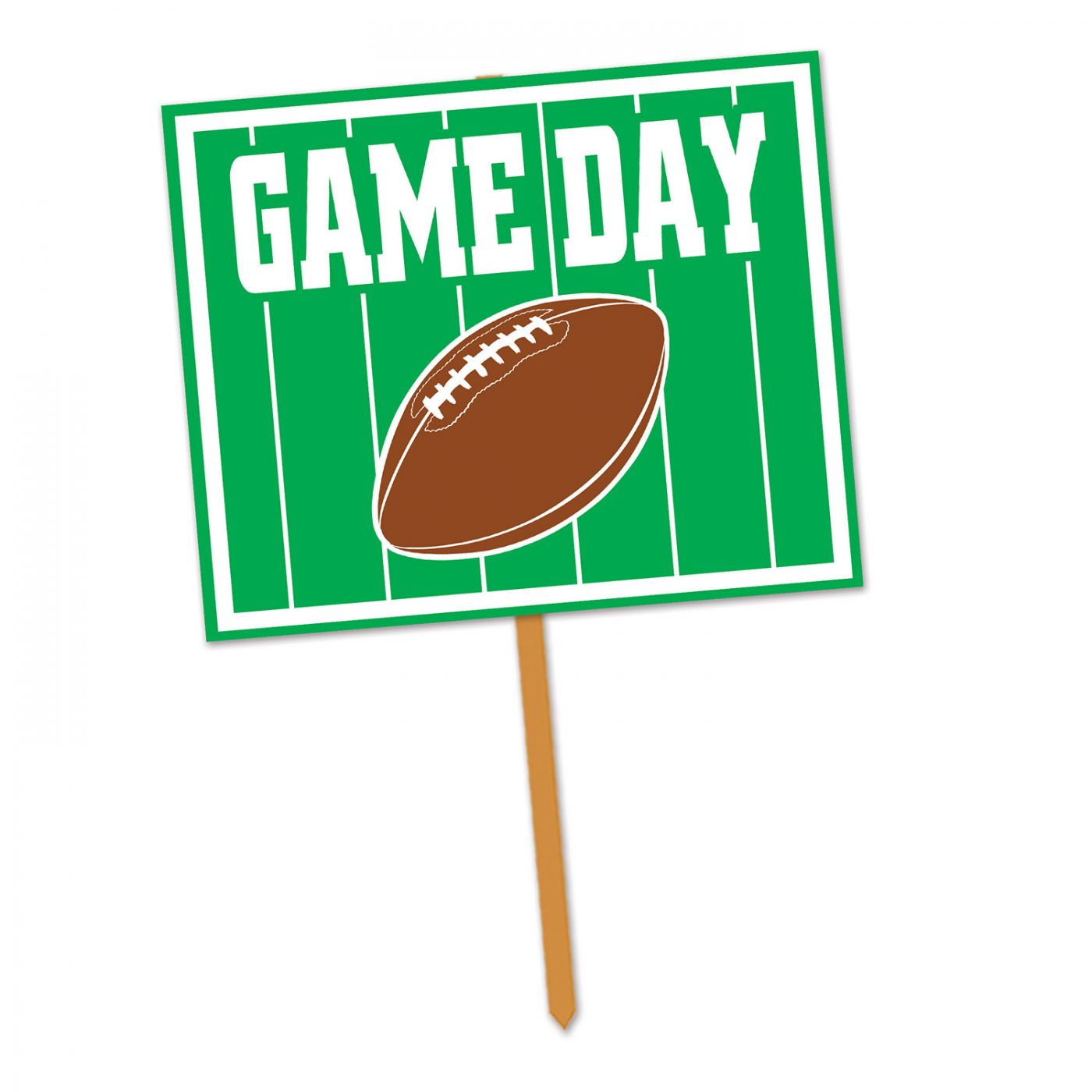 Game Day Yard Sign (6) image