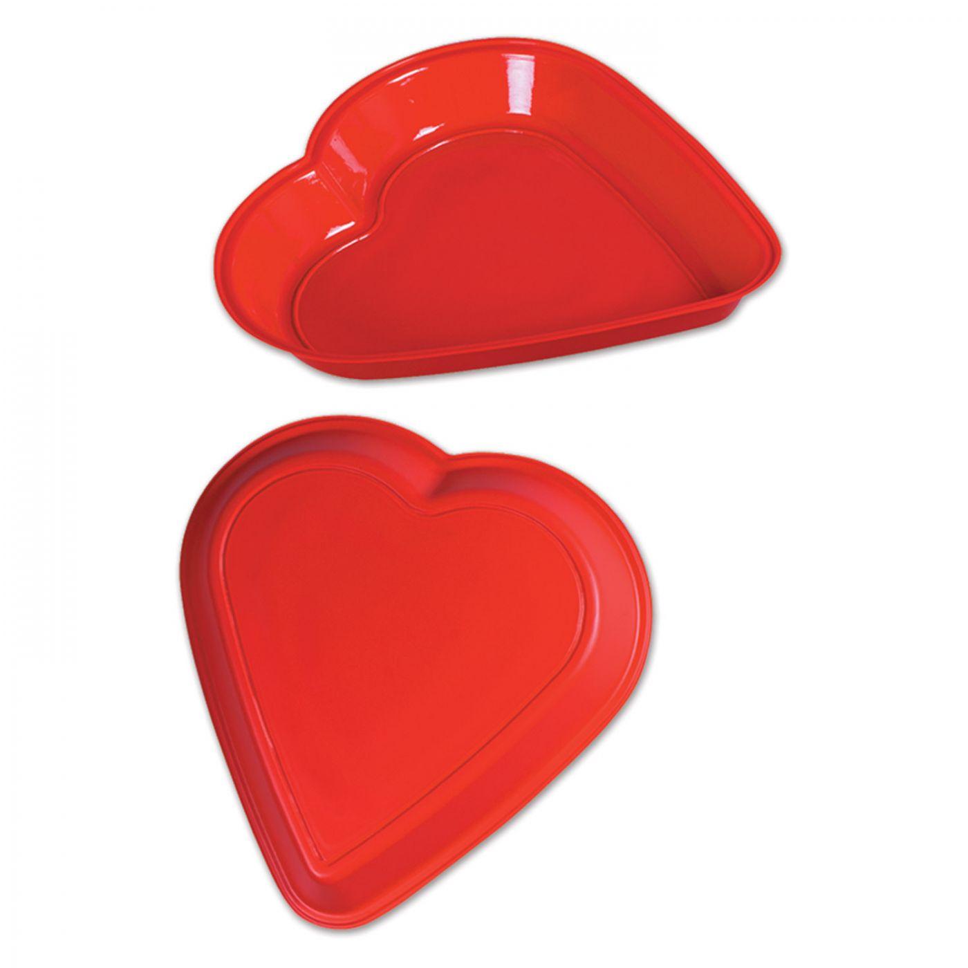 Plastic Heart Tray (24) image