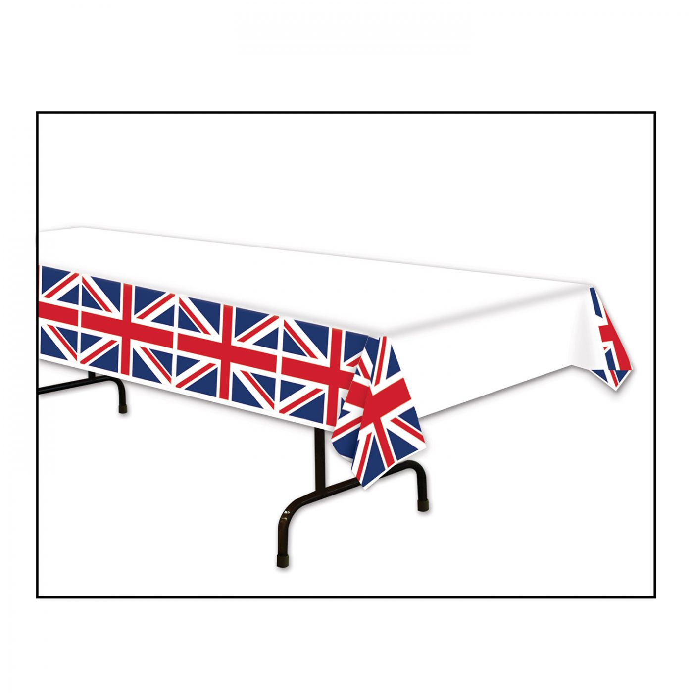 Union Jack Tablecover image