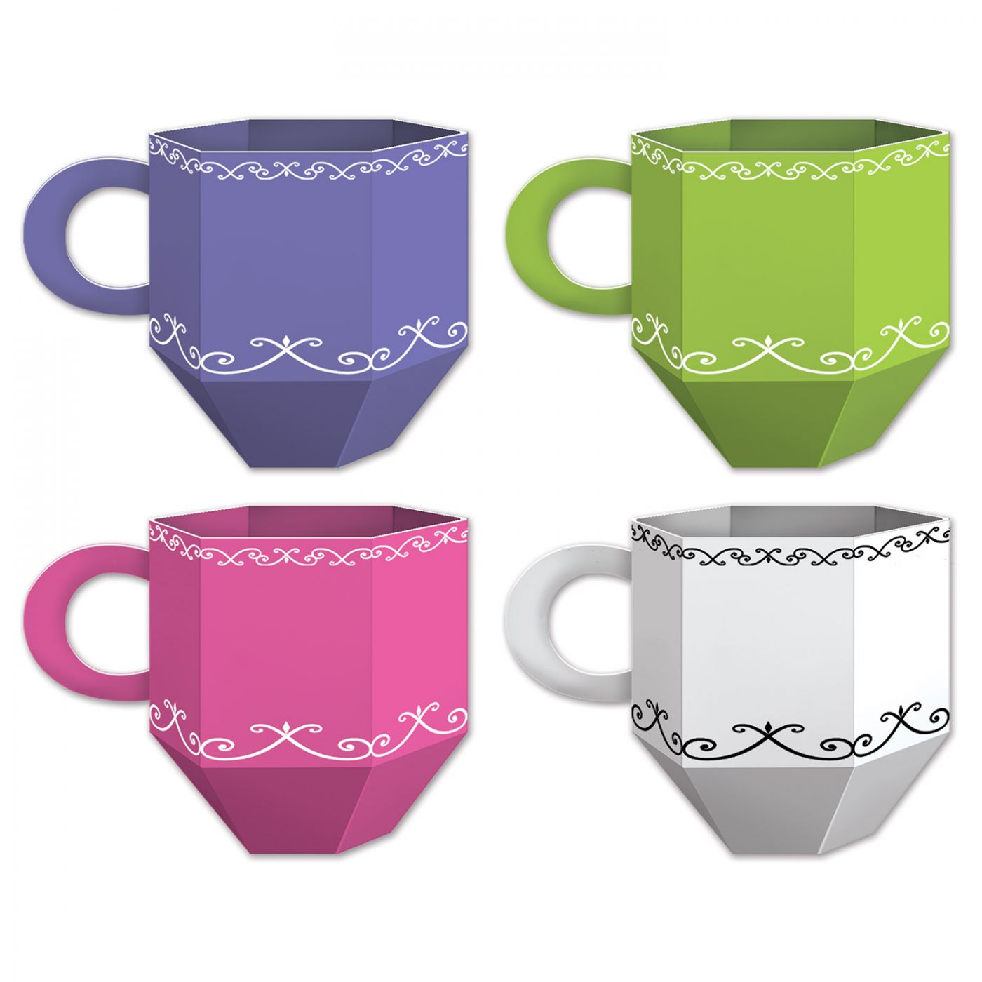 Teacup Favor Boxes image