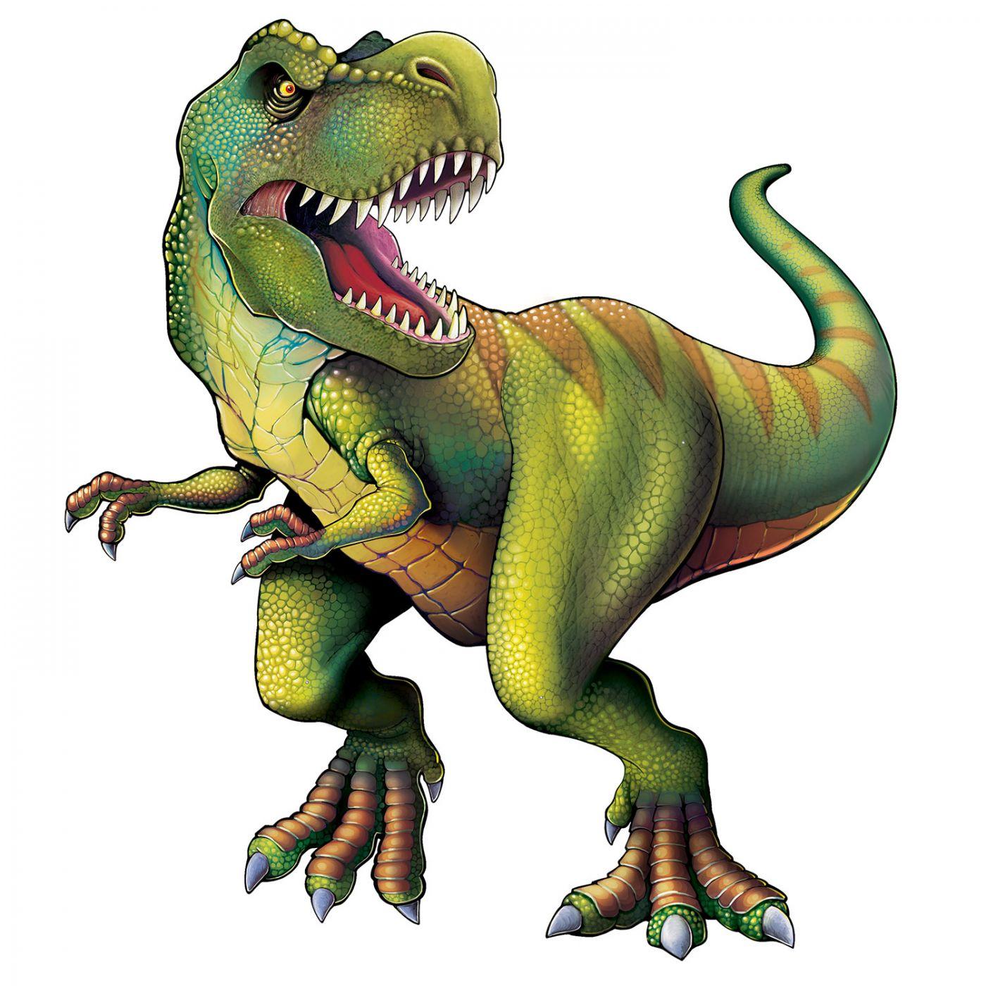 Jointed Tyrannosaurus image