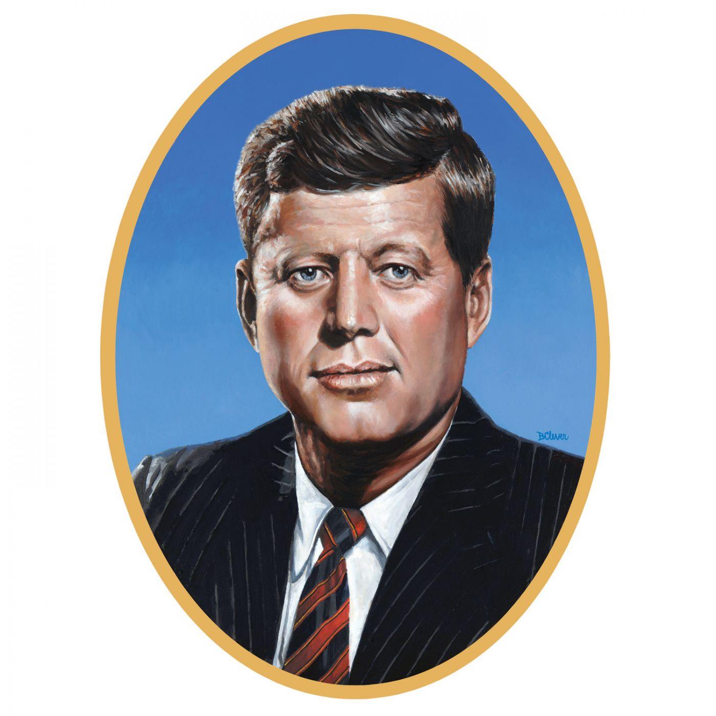 John F Kennedy Cutout image