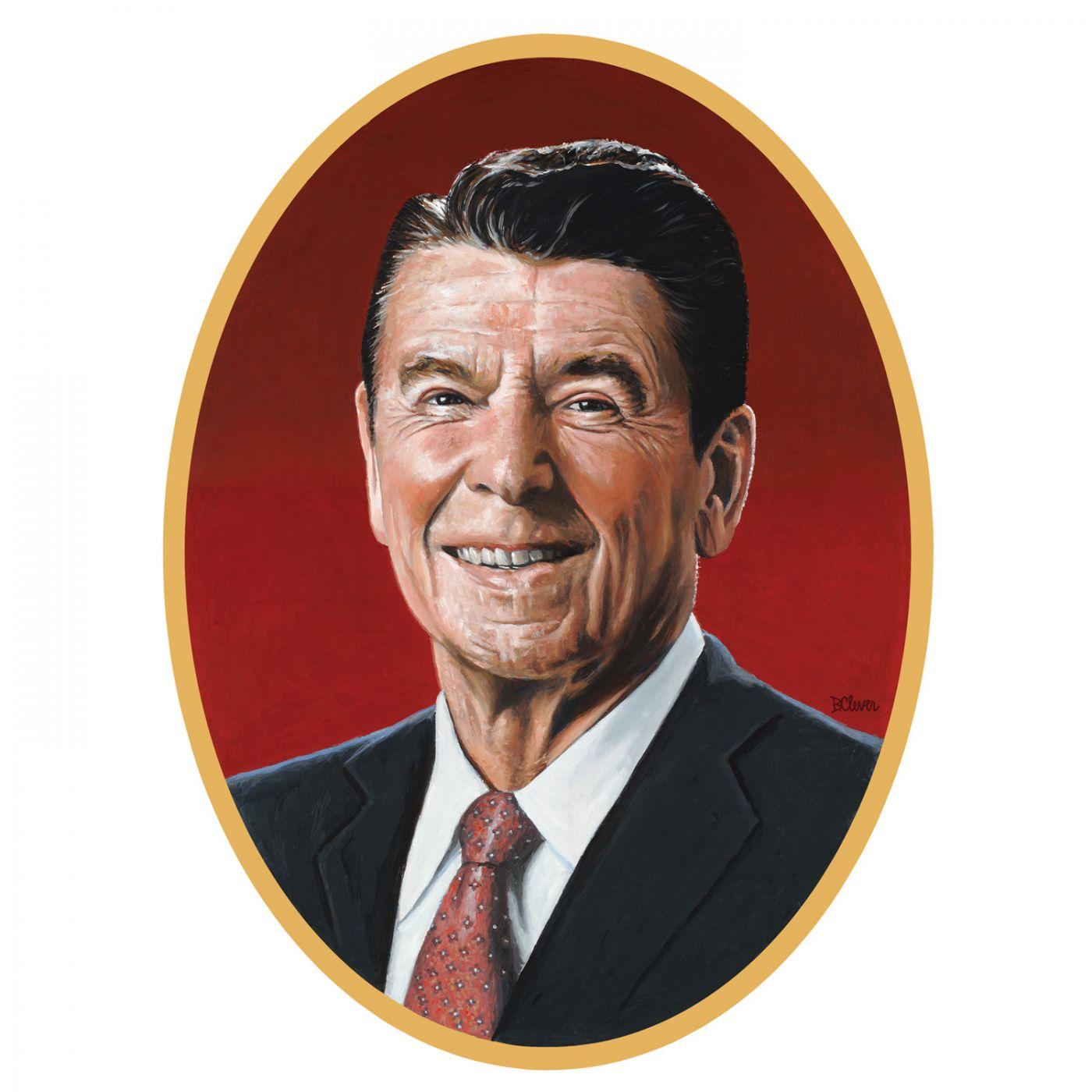 Reagan Cutout image