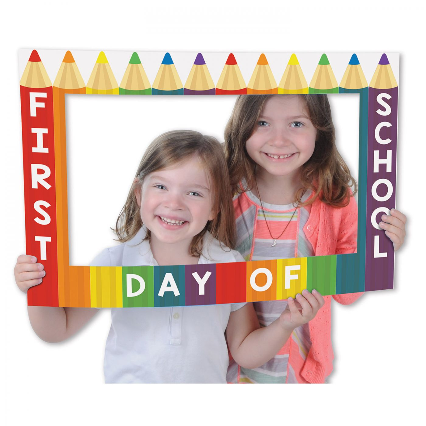 School Days Photo Fun Frame image