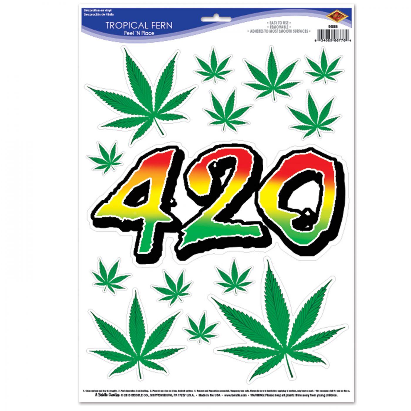 420 Peel 'N Place image