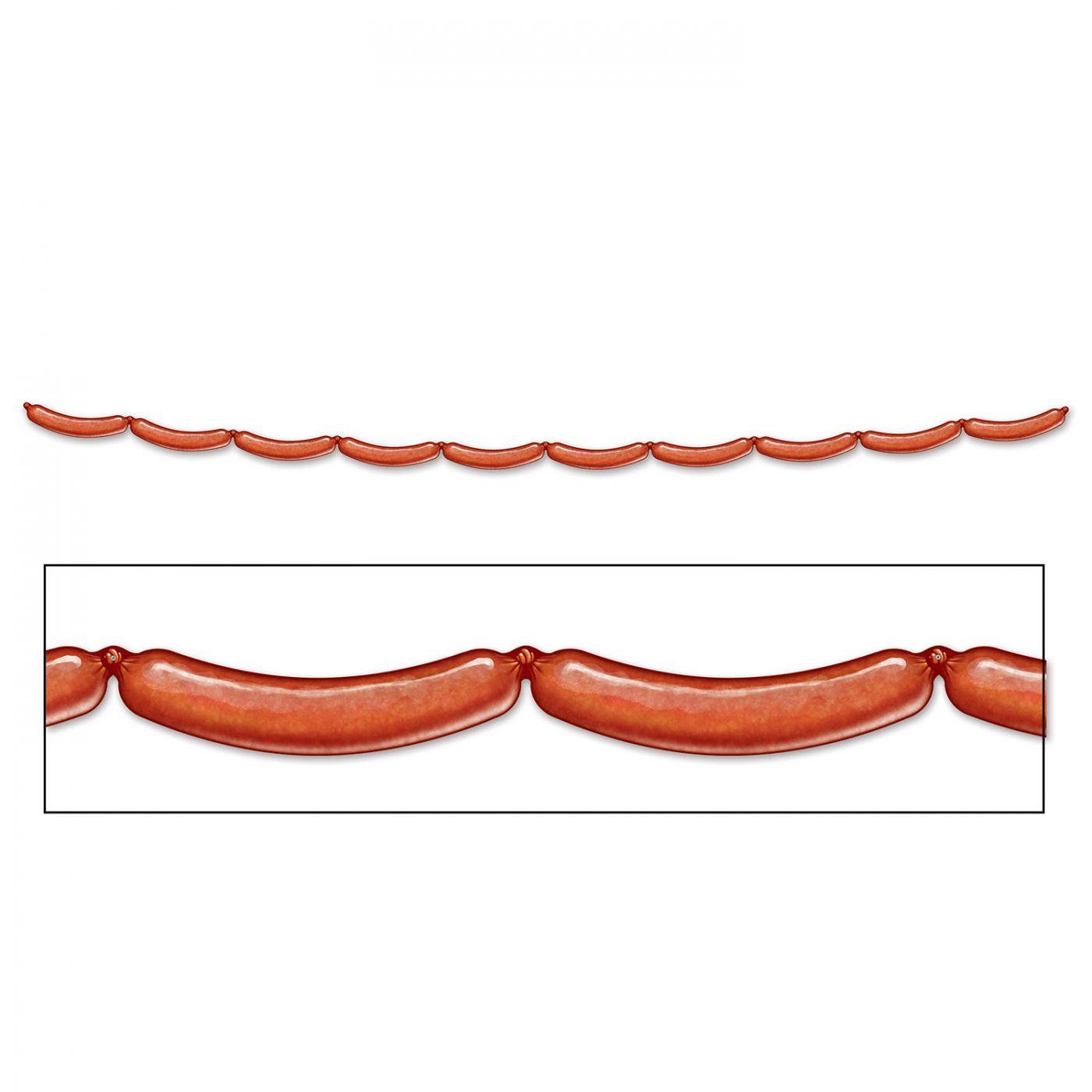 Bratwurst Streamer image