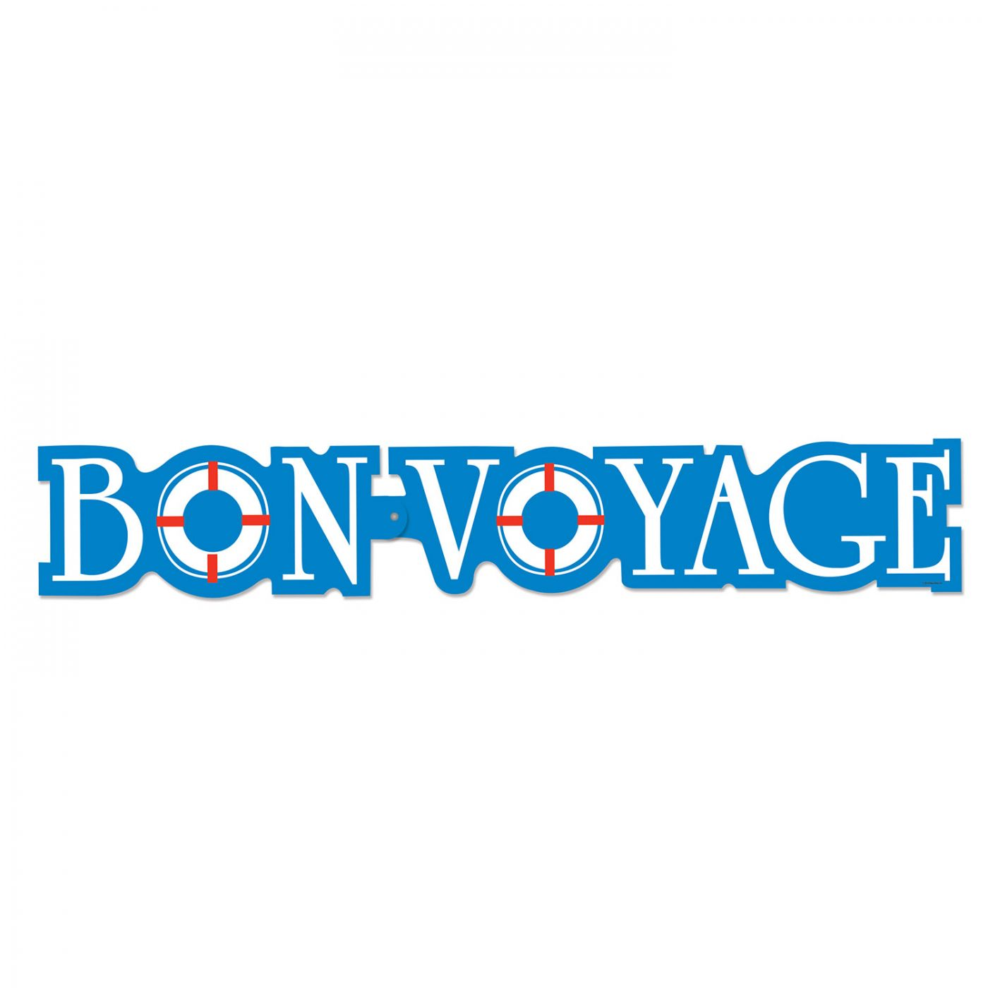 Bon Voyage Streamer image
