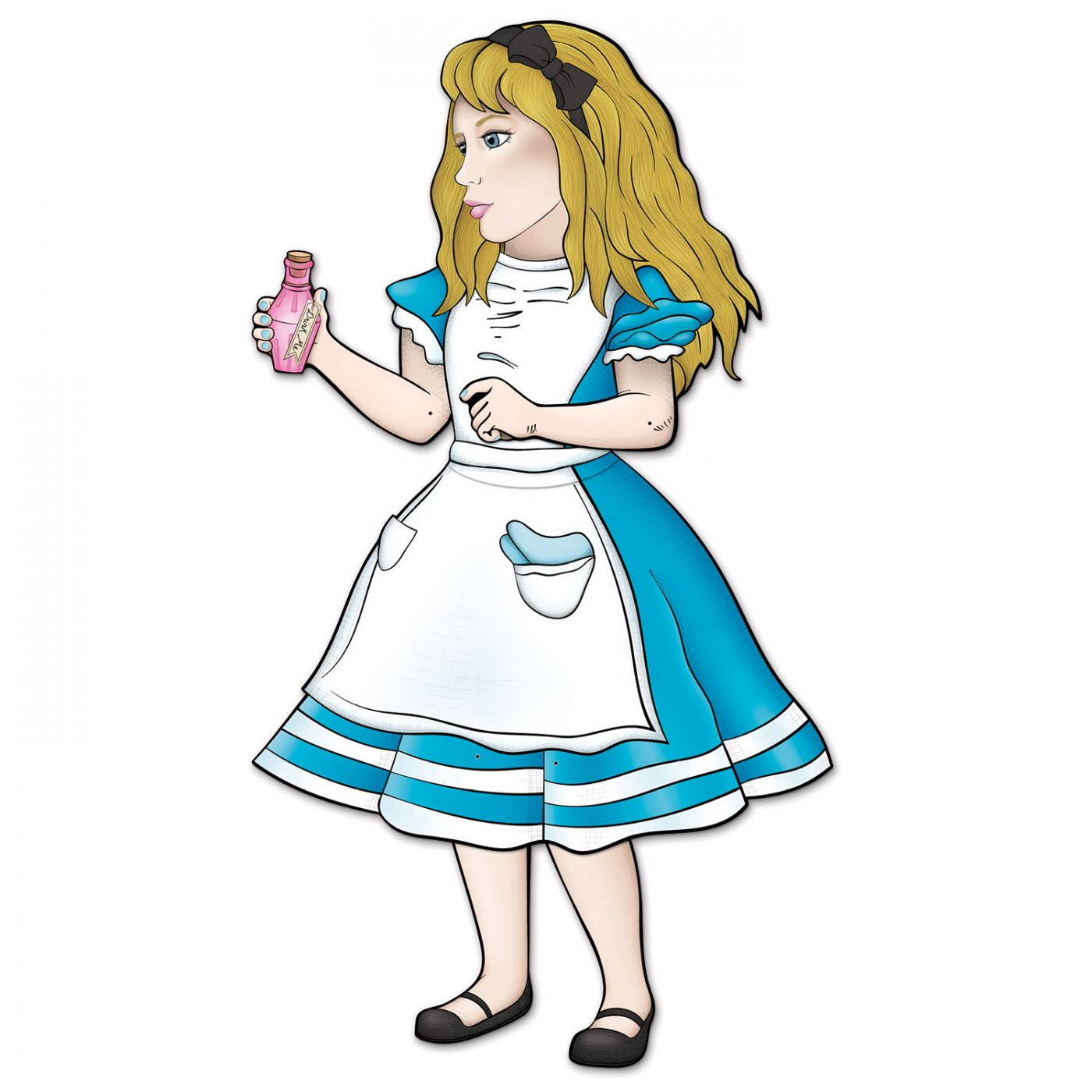 Jointed Alice In Wonderland image