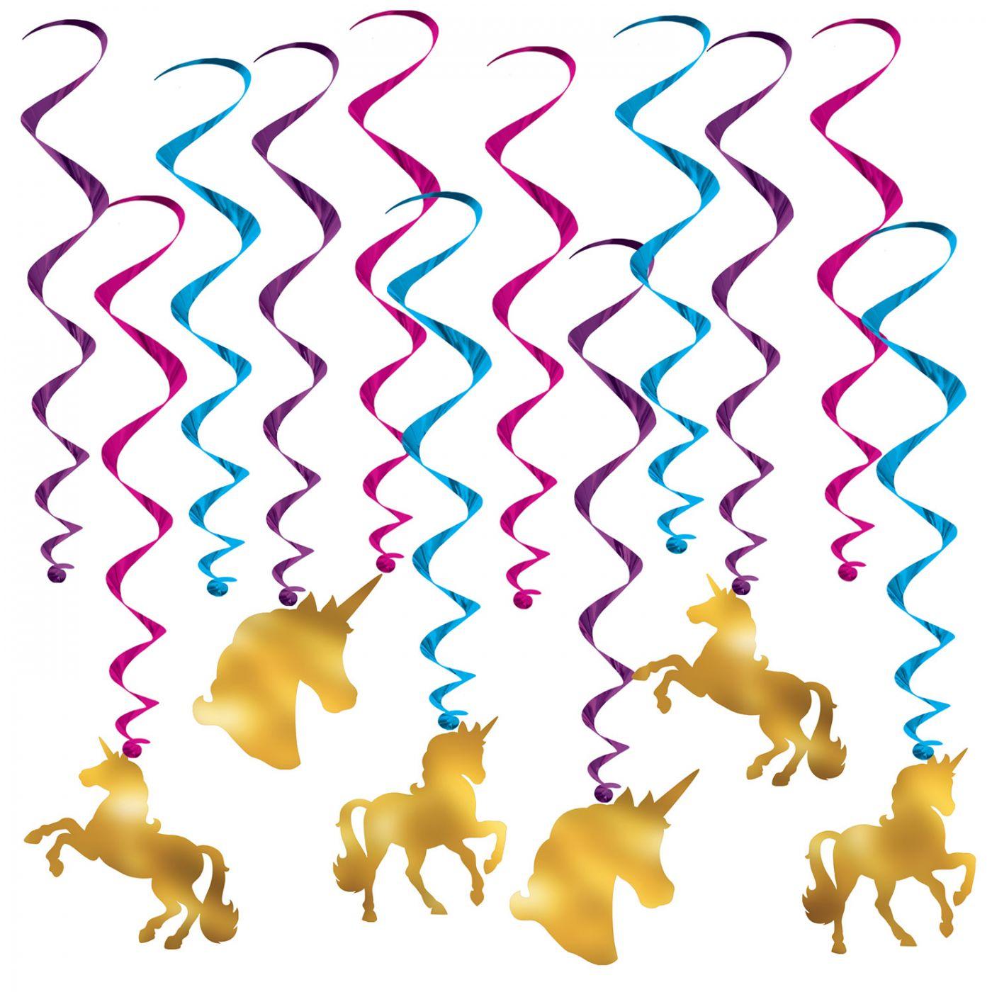 Unicorn Whirls (6) image
