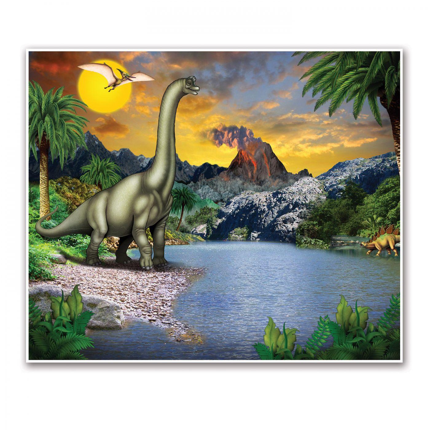 Dinosaur Insta-Mural (6) image