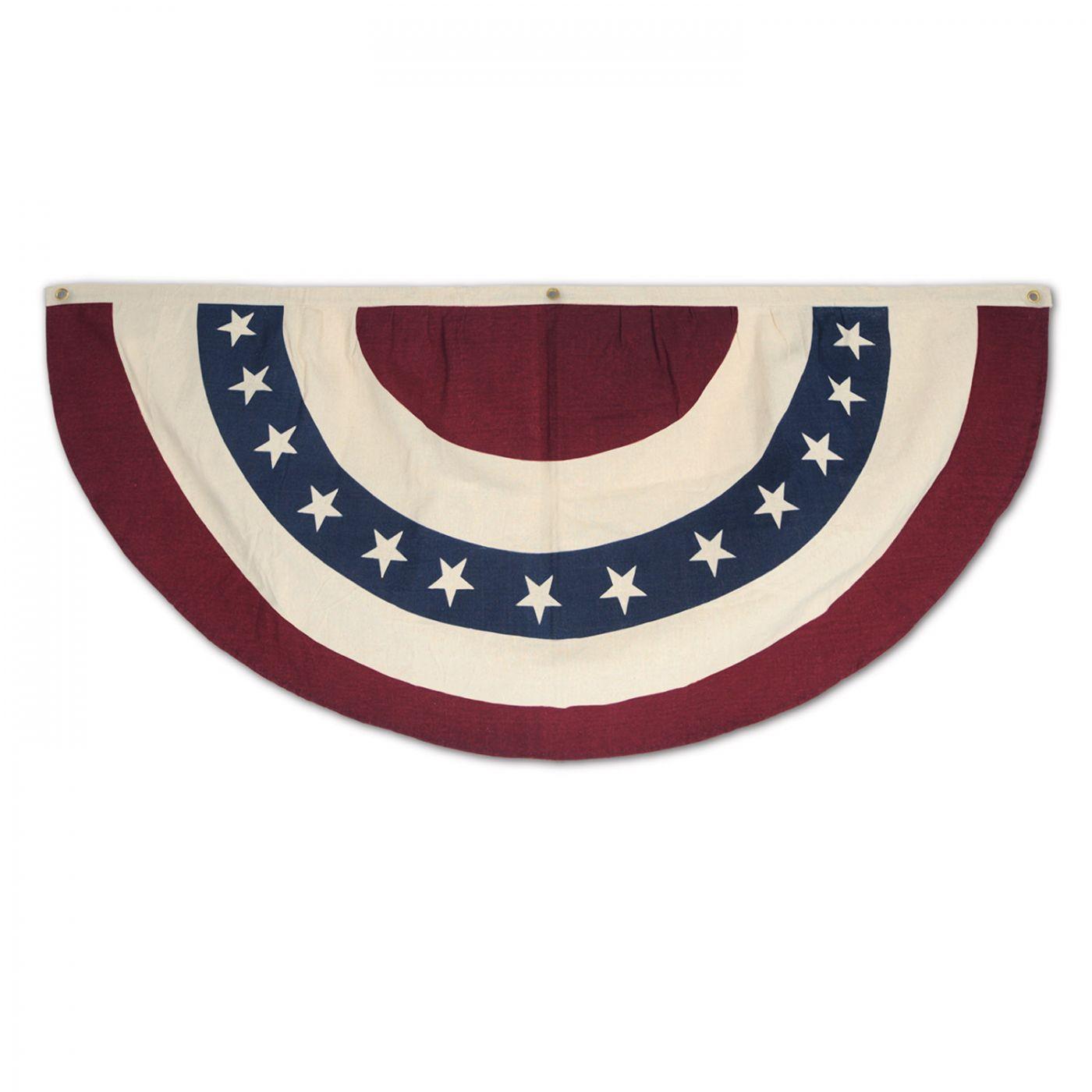 Americana Fabric Bunting (6) image