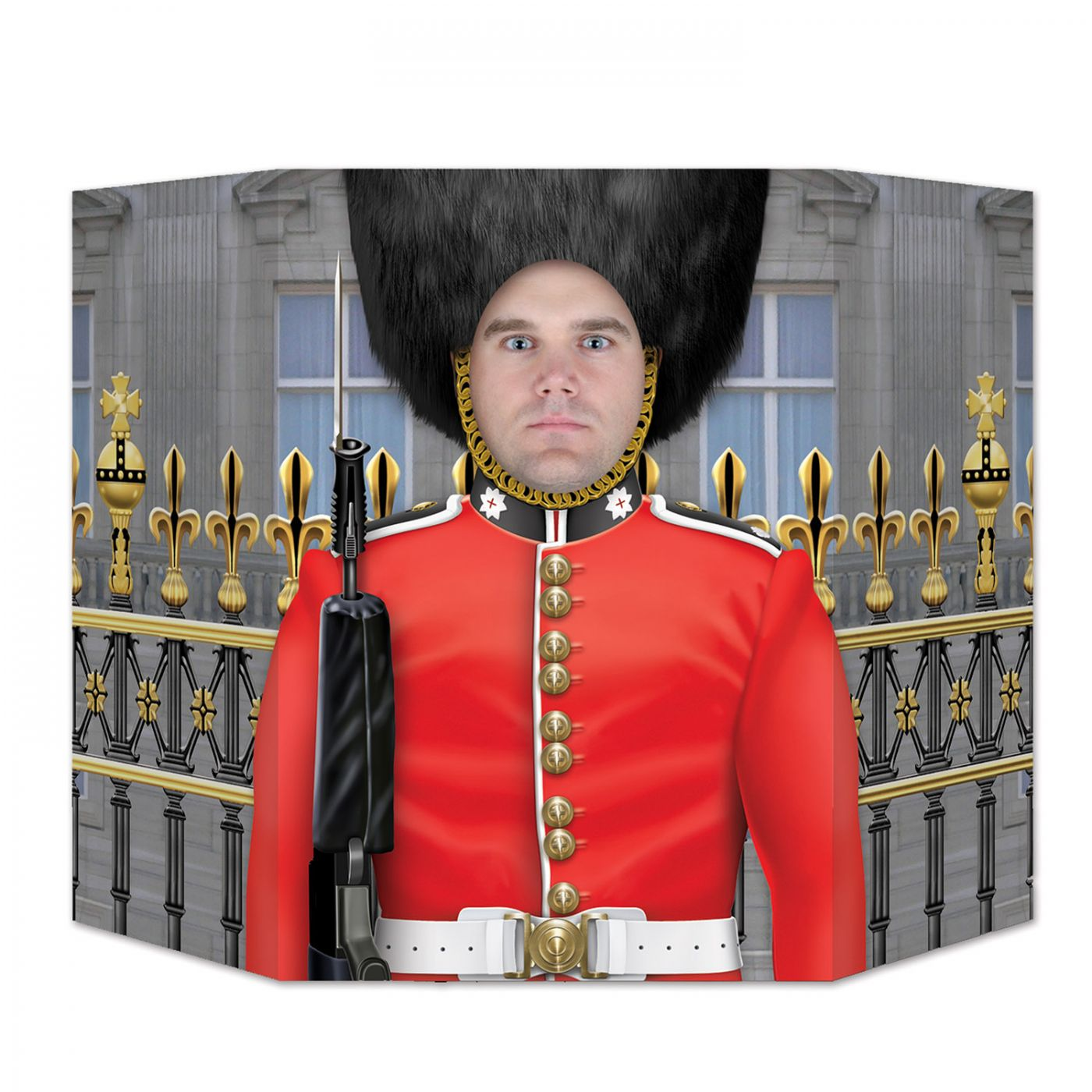 Royal Guard Photo Prop (6) image