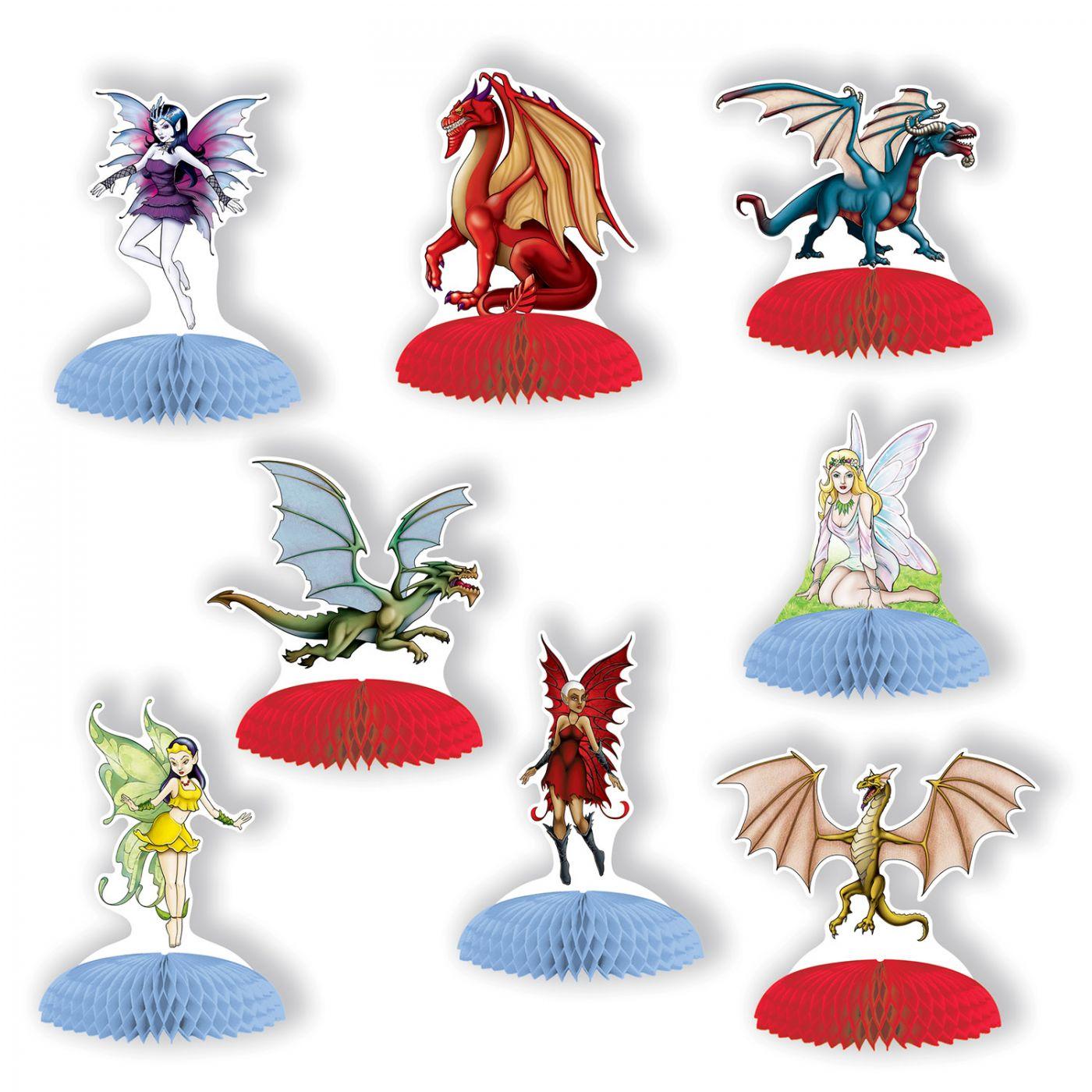 Fantasy Mini Centerpieces image