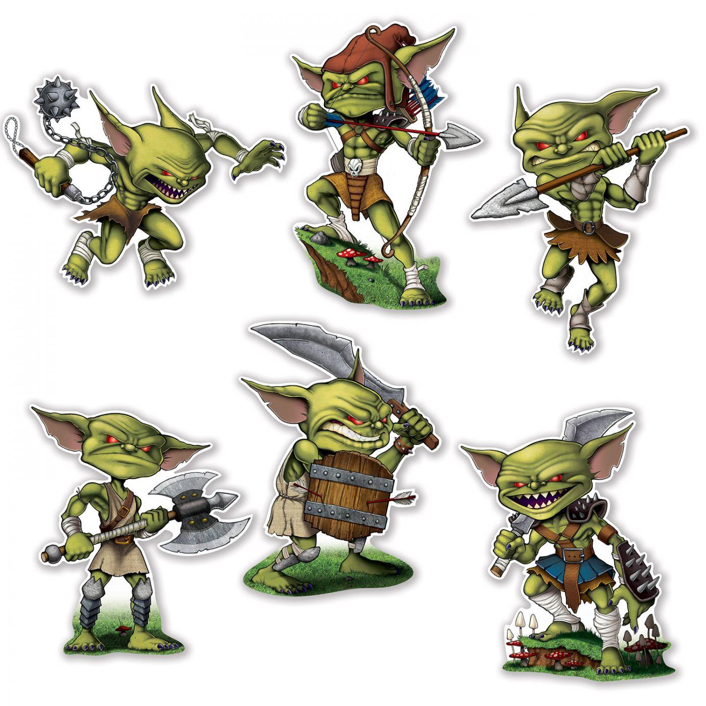 Goblin Cutouts image