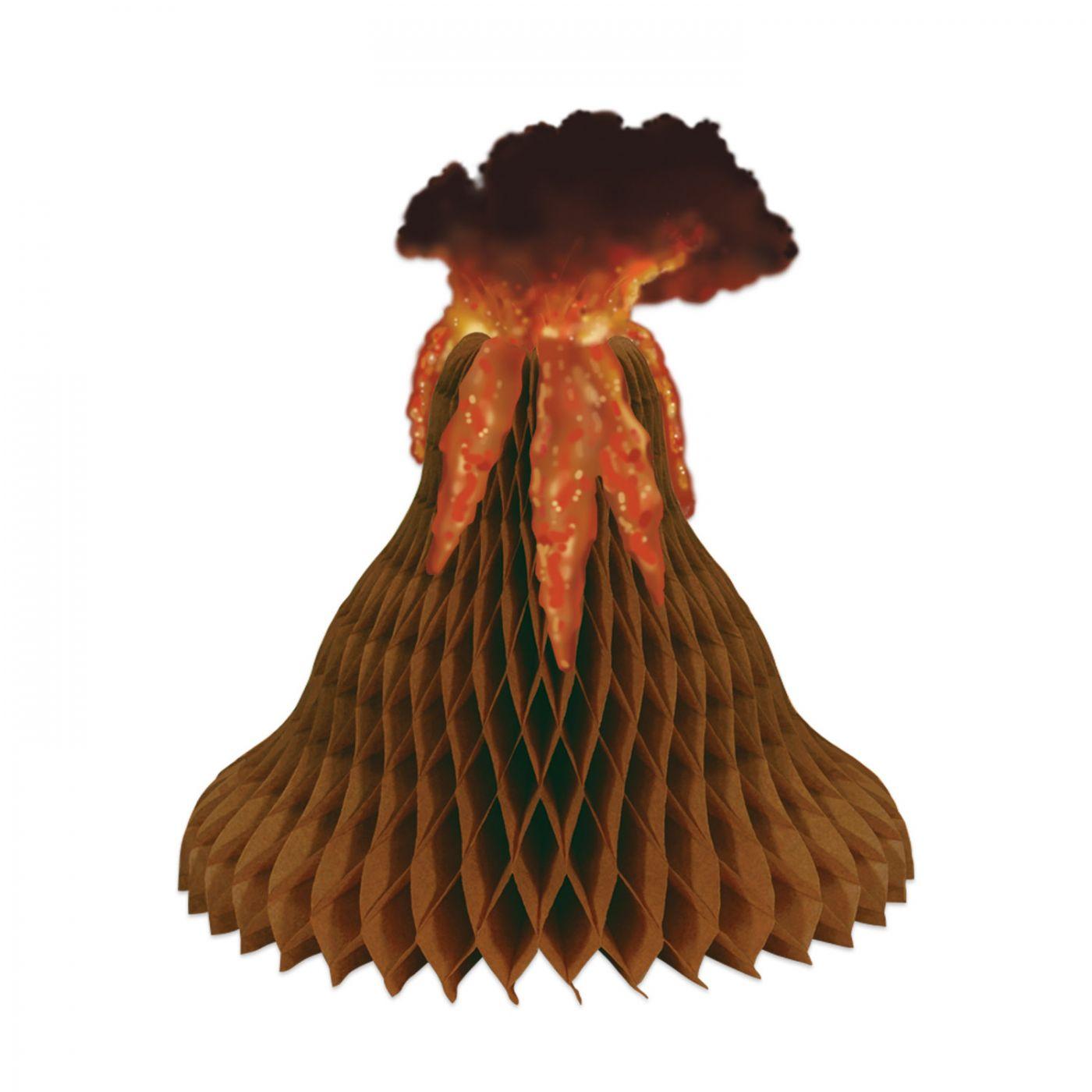 Tissue Volcano Centerpiece image