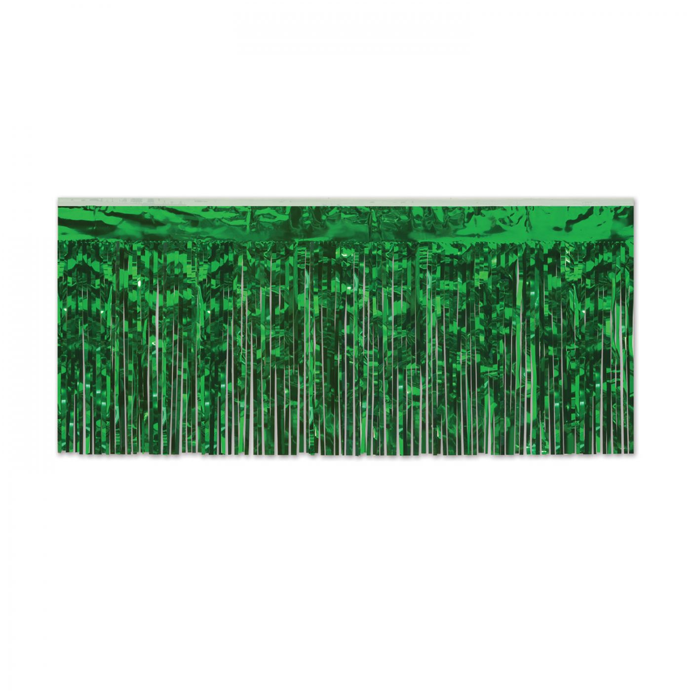 Image of 1-Ply FR Metallic Fringe Drape (6)