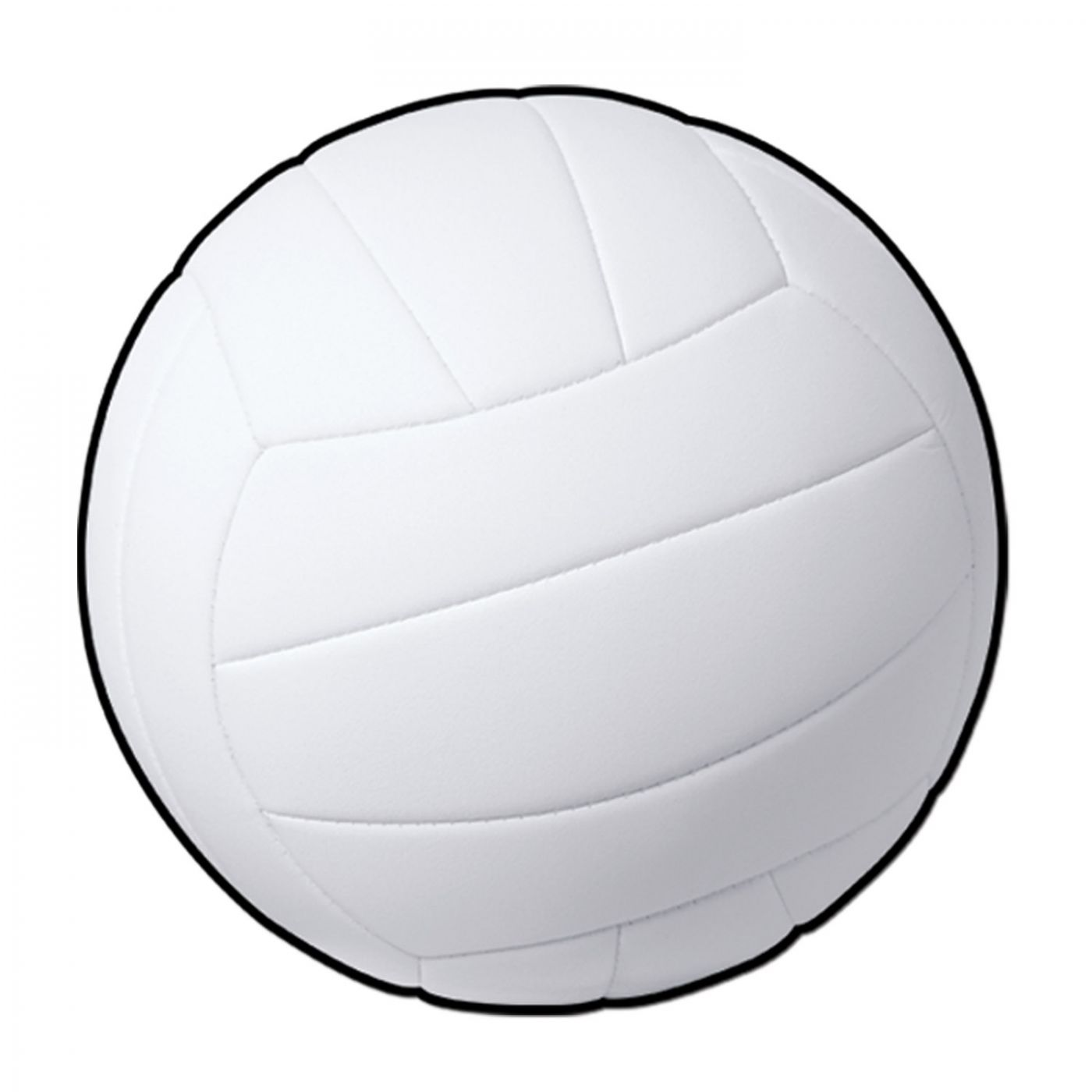 Volleyball Cutout (24) image