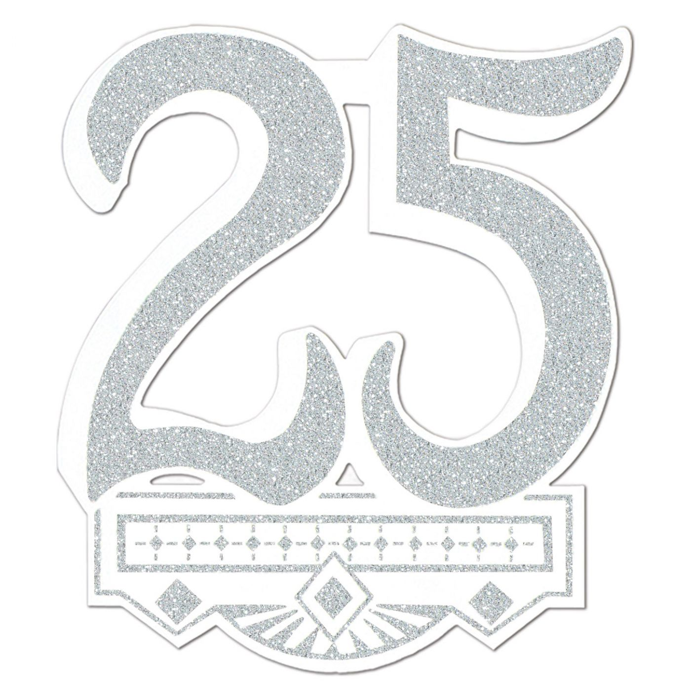 25th Anniversary Crest image