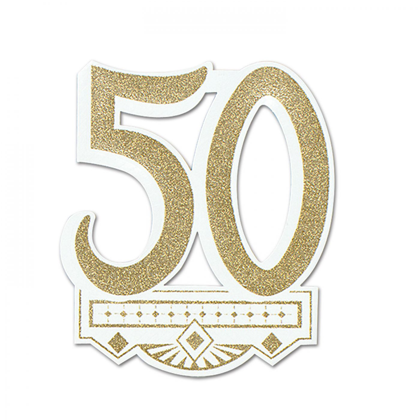 50th Anniversary Crest image