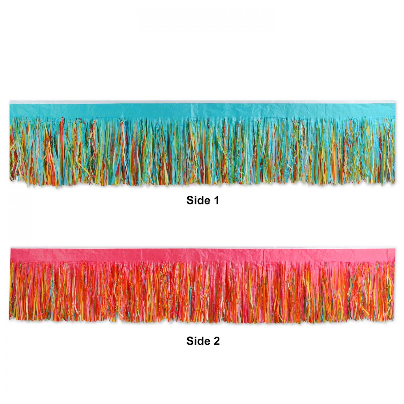 Image of 6-Ply Tissue Fringe Drape