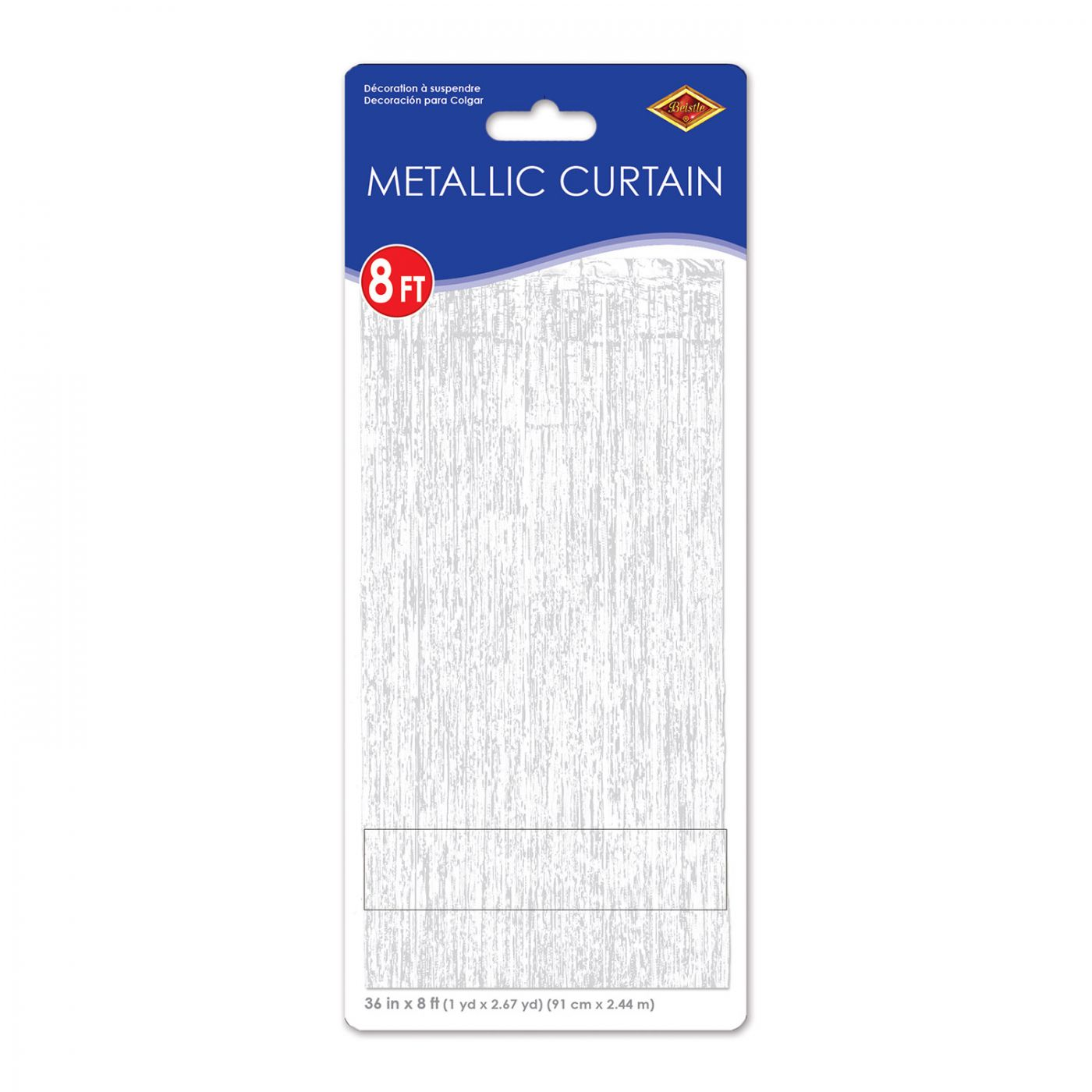 Image of 1-Ply FR Gleam 'N Curtain (6)