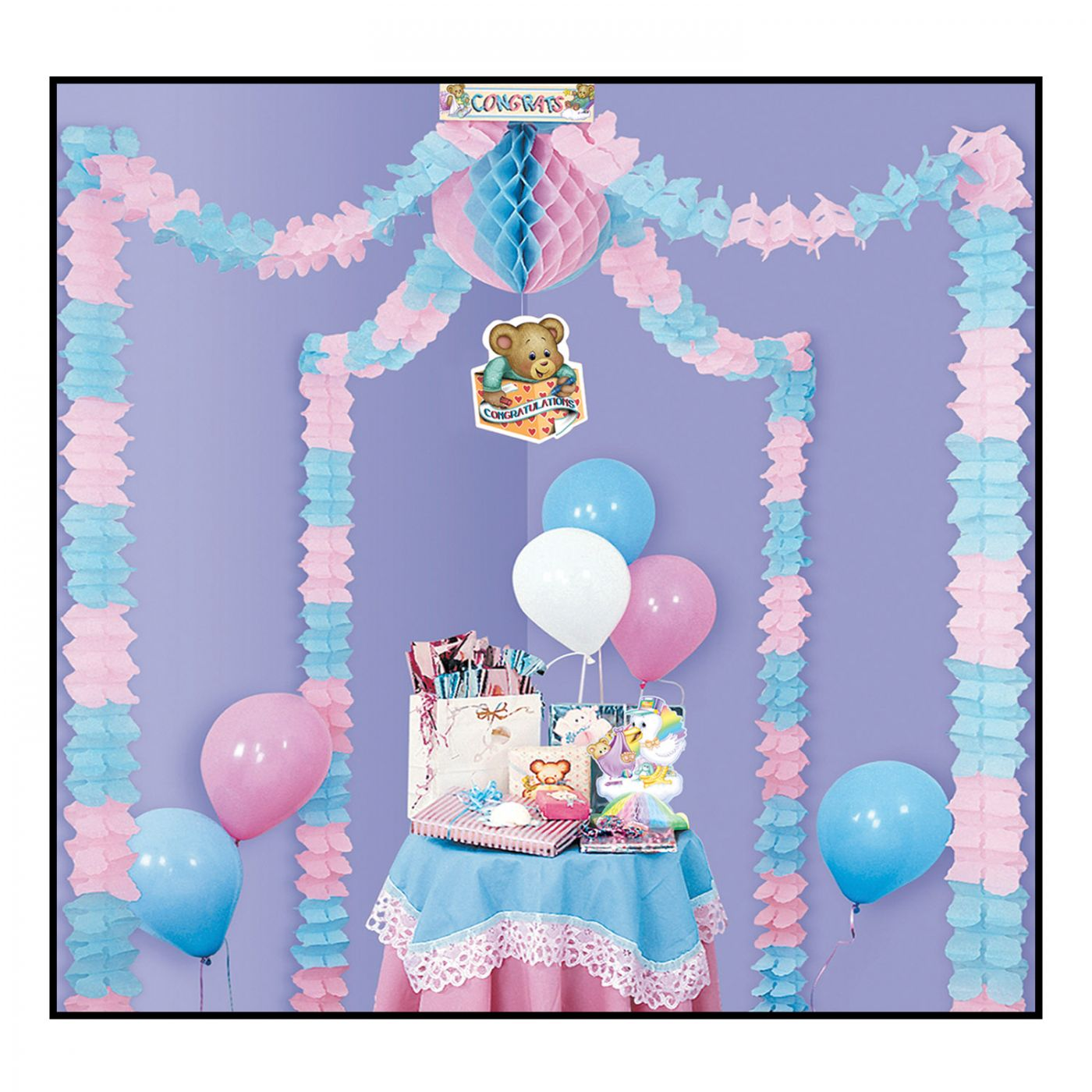 Baby Shower Party Canopy (6) image