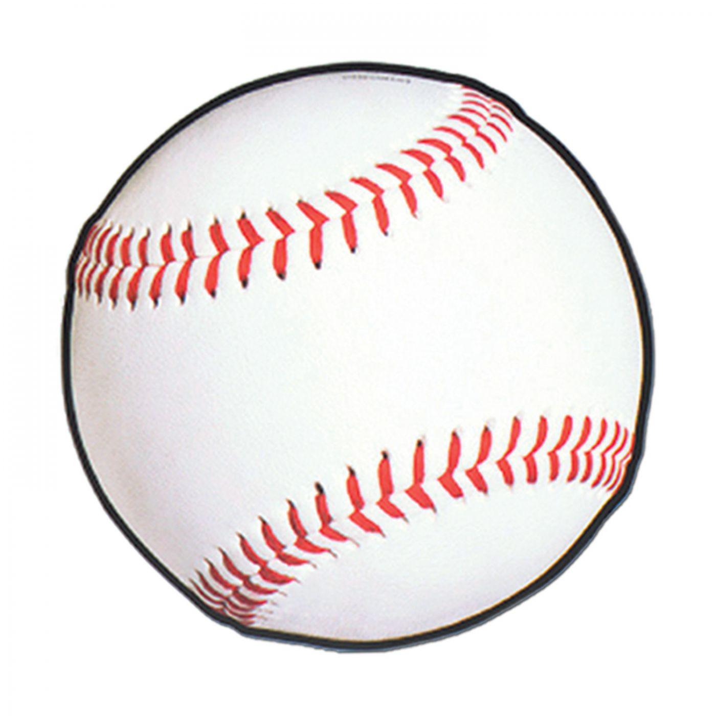 Baseball Cutout (24) image