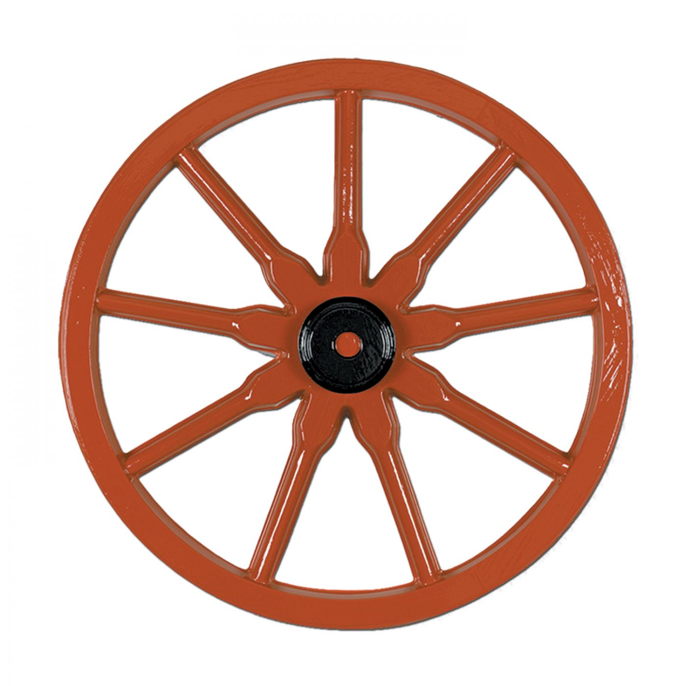 Plastic Wagon Wheel (24) image