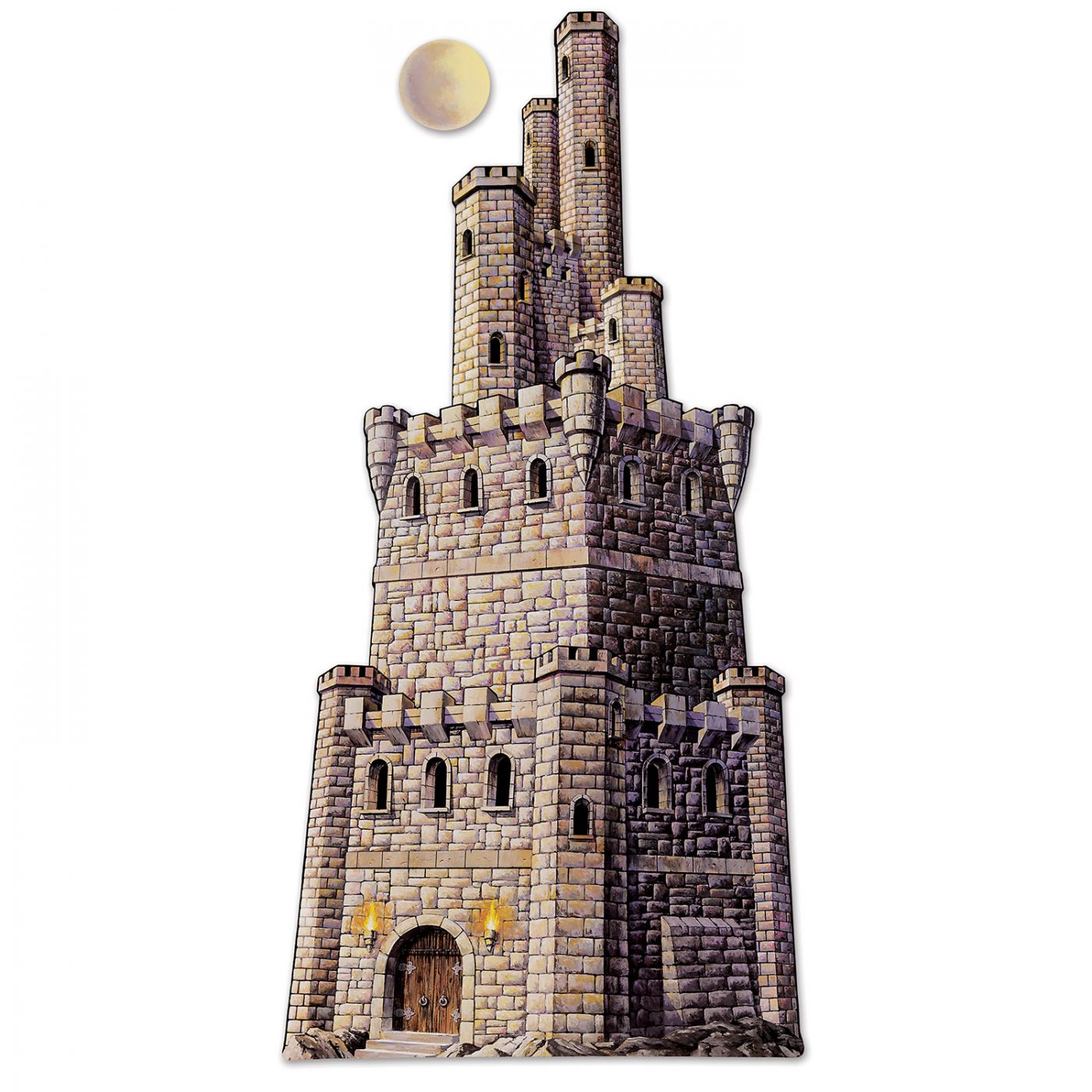 Jointed Castle Tower image