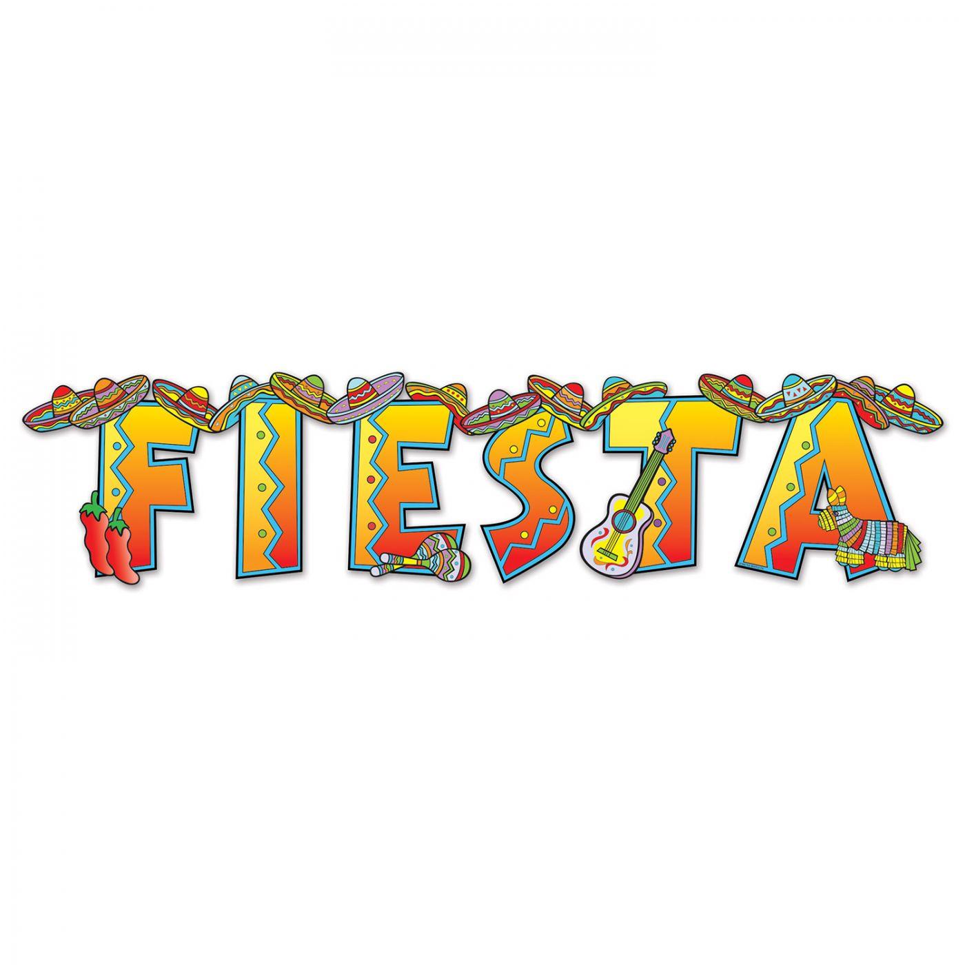Fiesta Streamer image