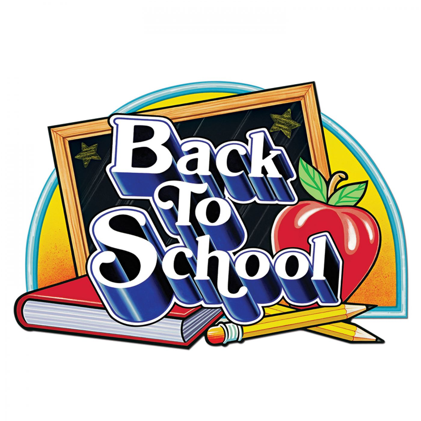 Image of Back To School Sign
