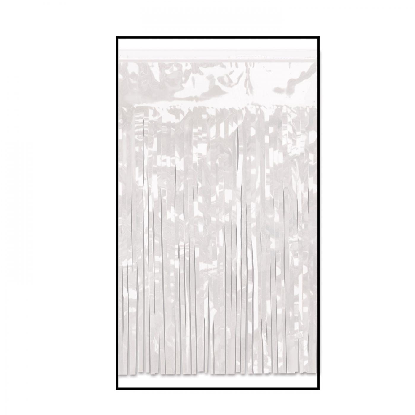 Image of 2-Ply FR Metallic Fringe Drape (6)